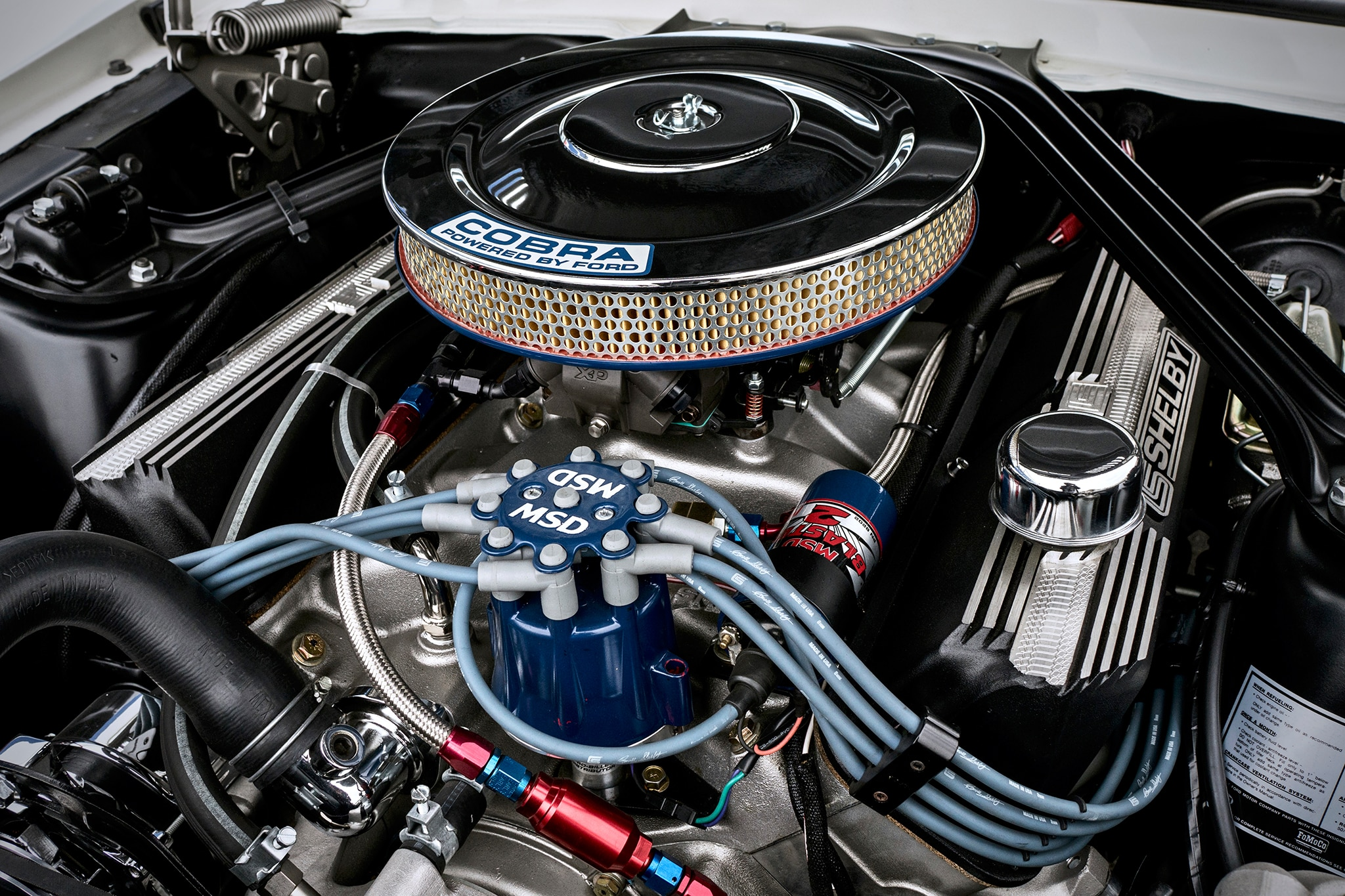 1967 Ford Shelby Gt500 Super Snake Is Back Automobile Magazine