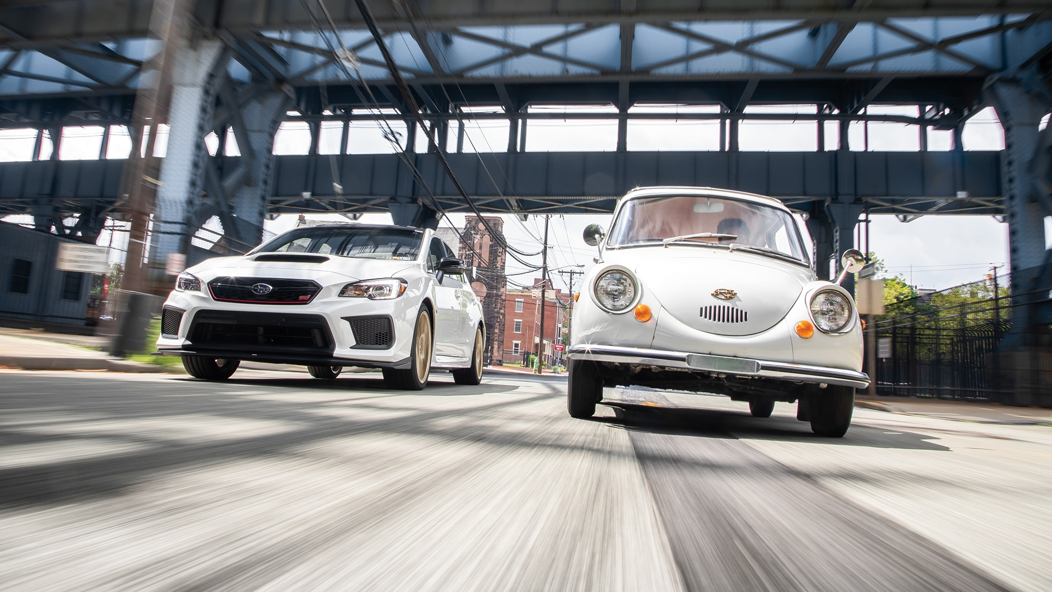 1968 Subaru 360 Classic Drive