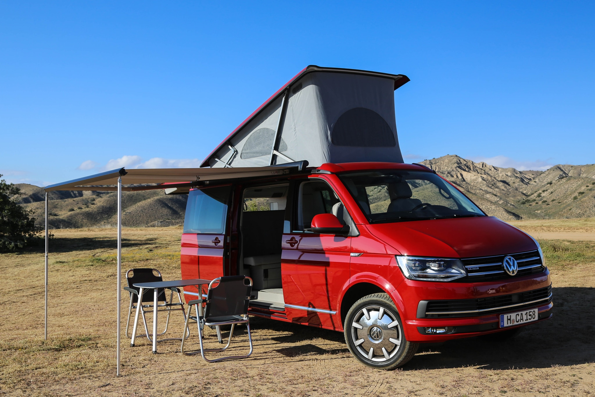 Touring the Best of Southern California in the Volkswagen T6 ...