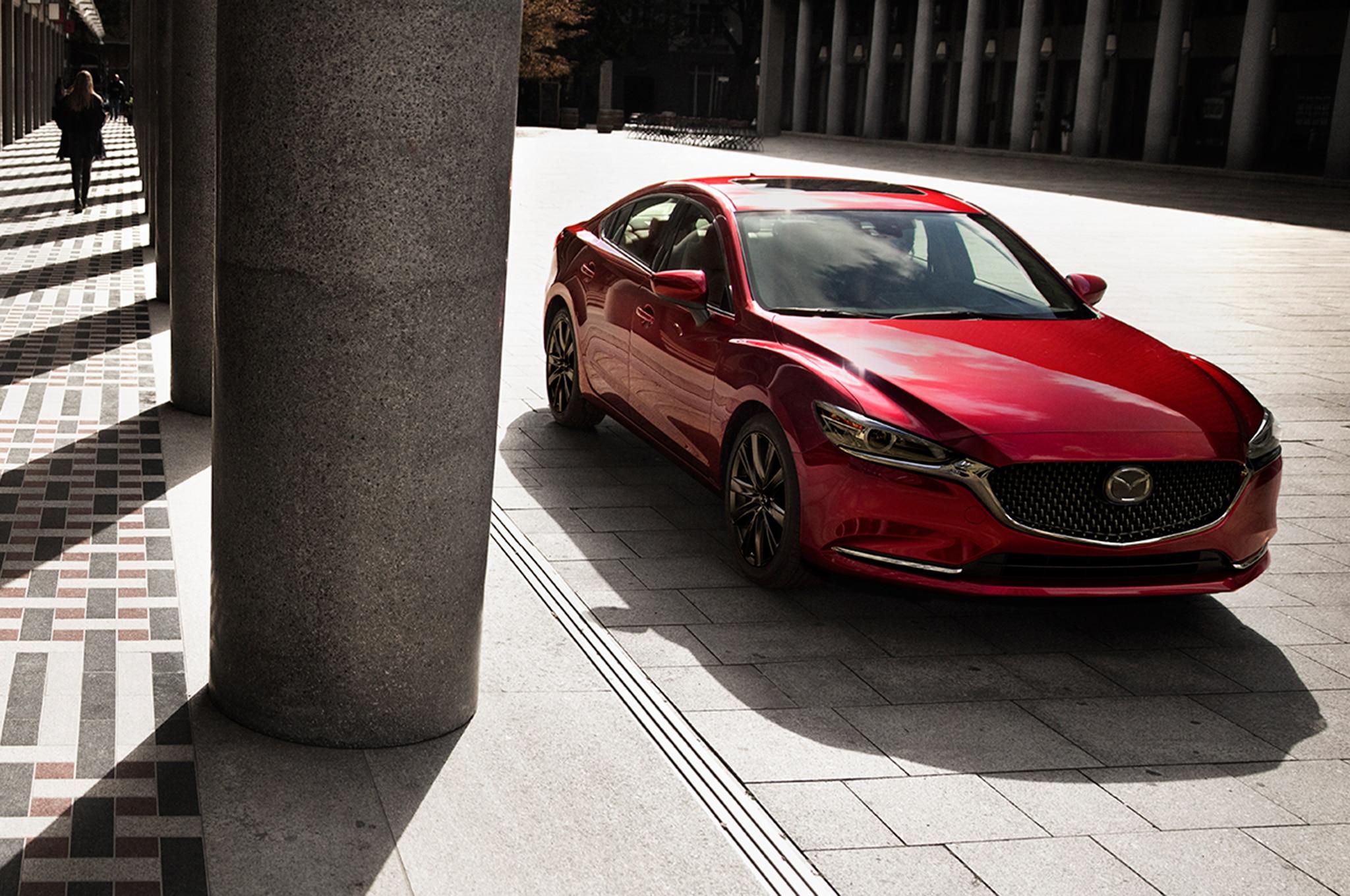 2019 New And Future Cars 2018 Mazda6 Automobile Magazine