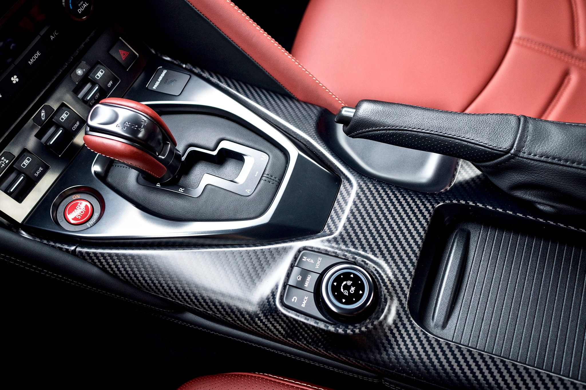 Nissan Gtr Interior >> Six Aesthetically Pleasing Interior Details On The 2018 Nissan Gt R