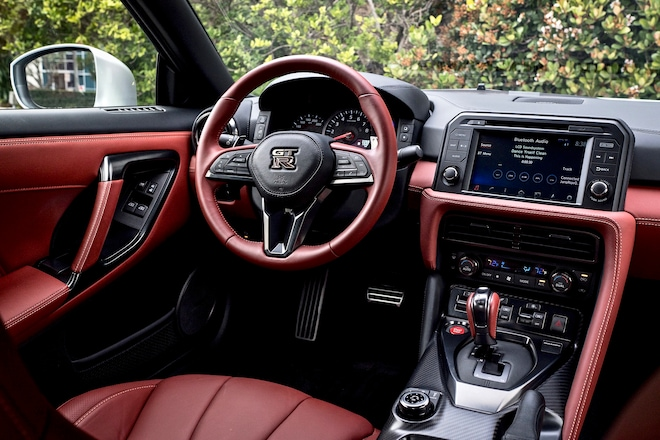 Nissan Gtr Interior >> Six Aesthetically Pleasing Interior Details On The 2018