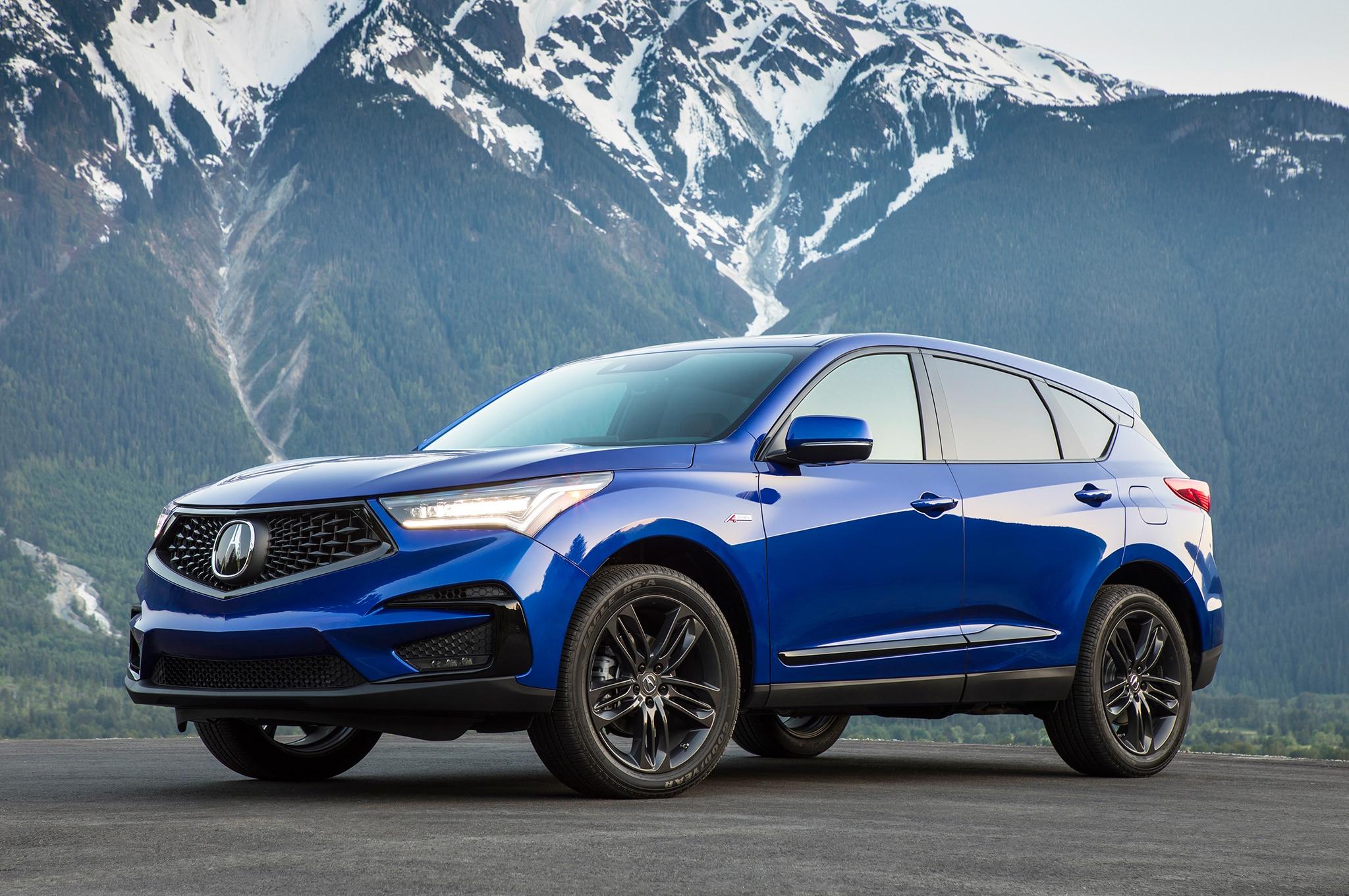 2019 New and Future Cars: Acura RDX | Automobile Magazine