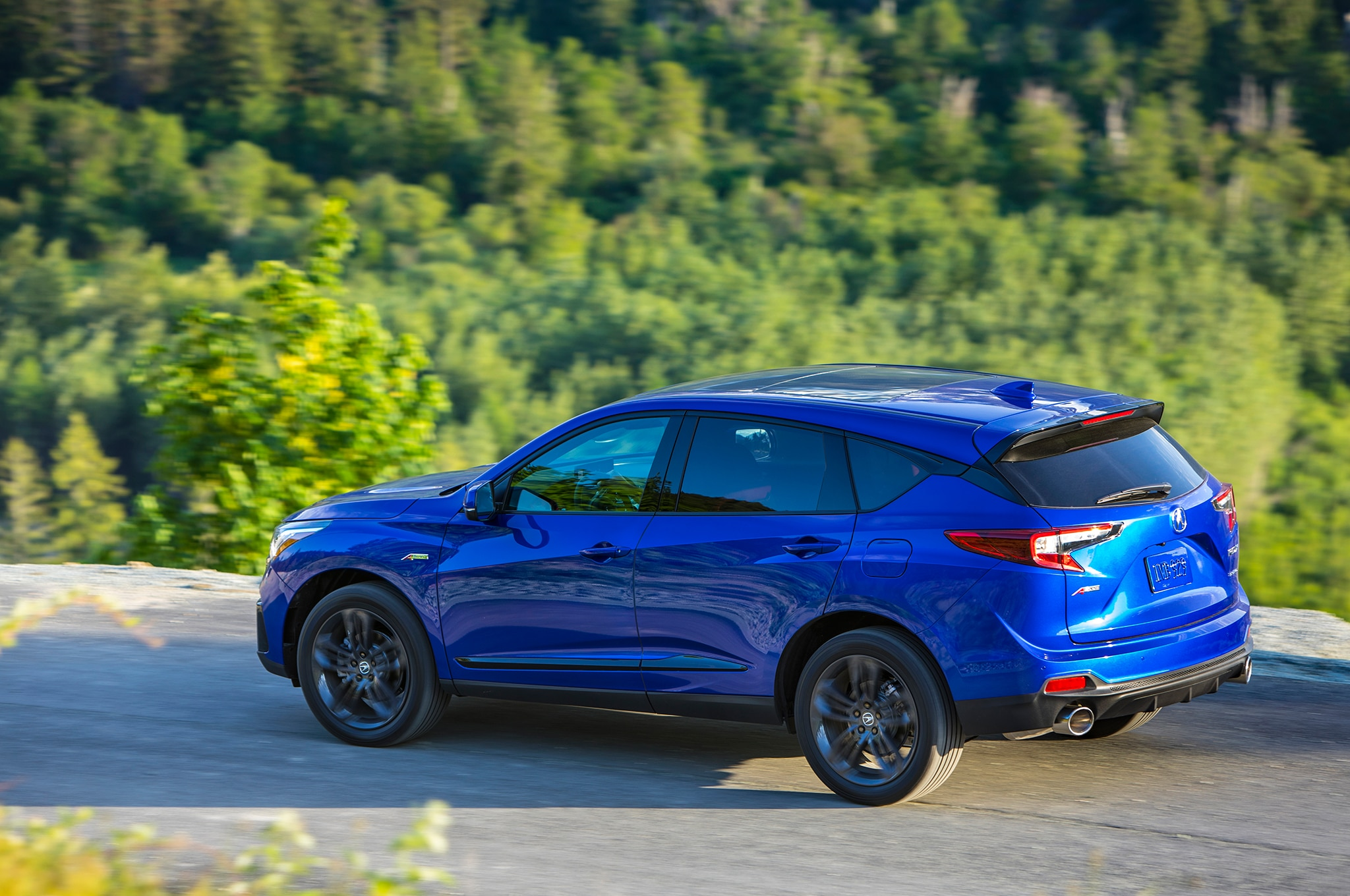 2019 Acura Rdx First Drive Review Automobile Magazine