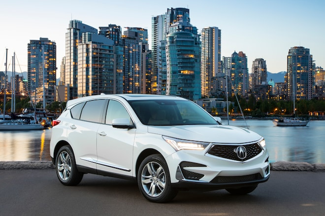 Acura RDX First Drive Review Automobile Magazine - Acura rdx price