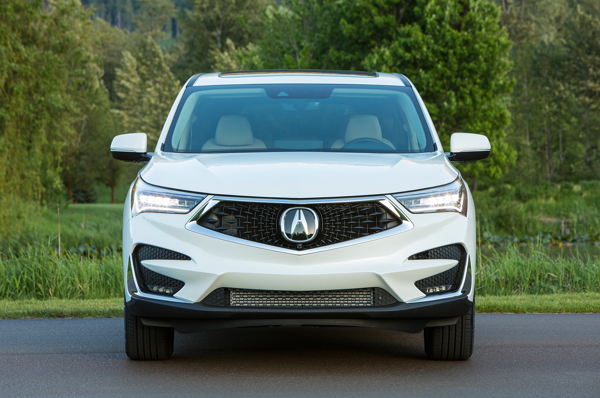 2019 acura rdx first drive review automobile magazine. Black Bedroom Furniture Sets. Home Design Ideas