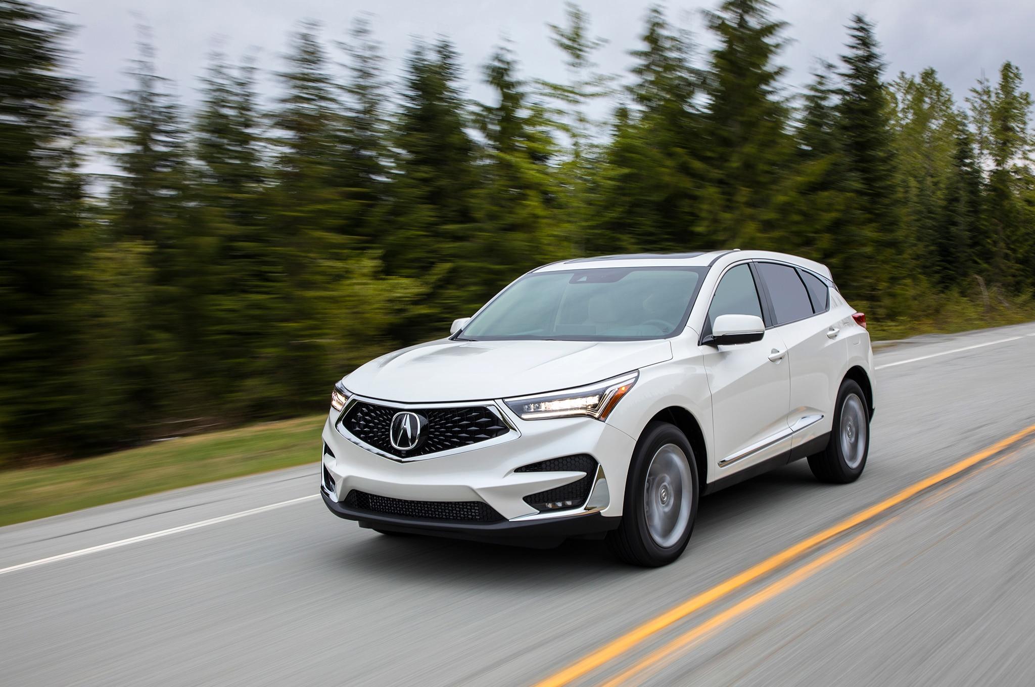 2019 acura rdx first drive review automobile magazine rh automobilemag com