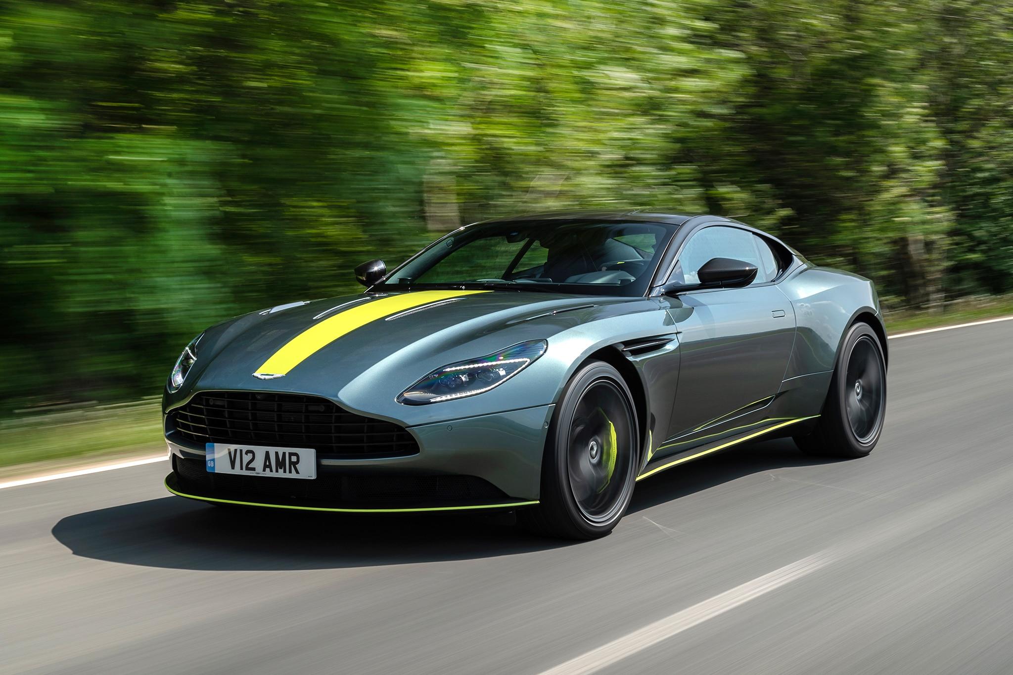 2019 New And Future Cars Aston Martin Automobile Magazine