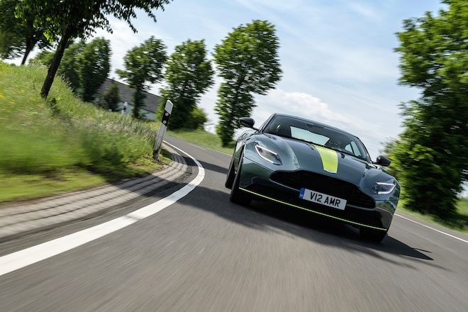 2019 Aston Martin Db11 Amr Signature Edition First Drive Review