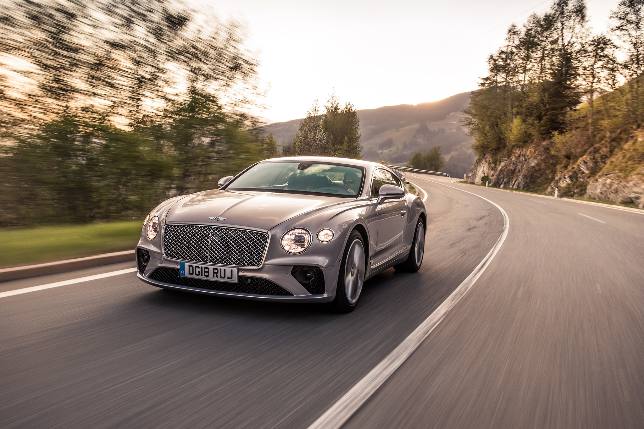 2019 Bentley Continental GT First Drive Review ...