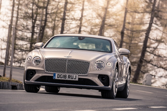 2019 New And Future Cars Bentley Continental Gt Automobile Magazine