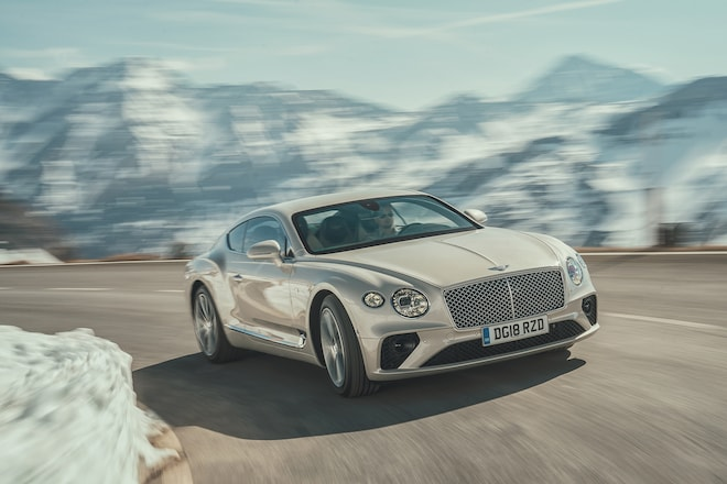 2019 Bentley Continental GT 134