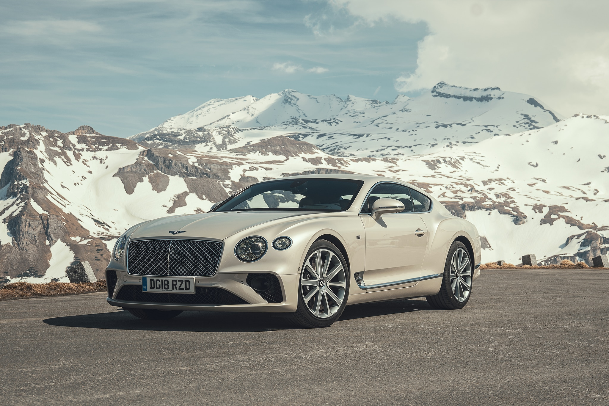 2019 New And Future Cars: Bentley Continental GT