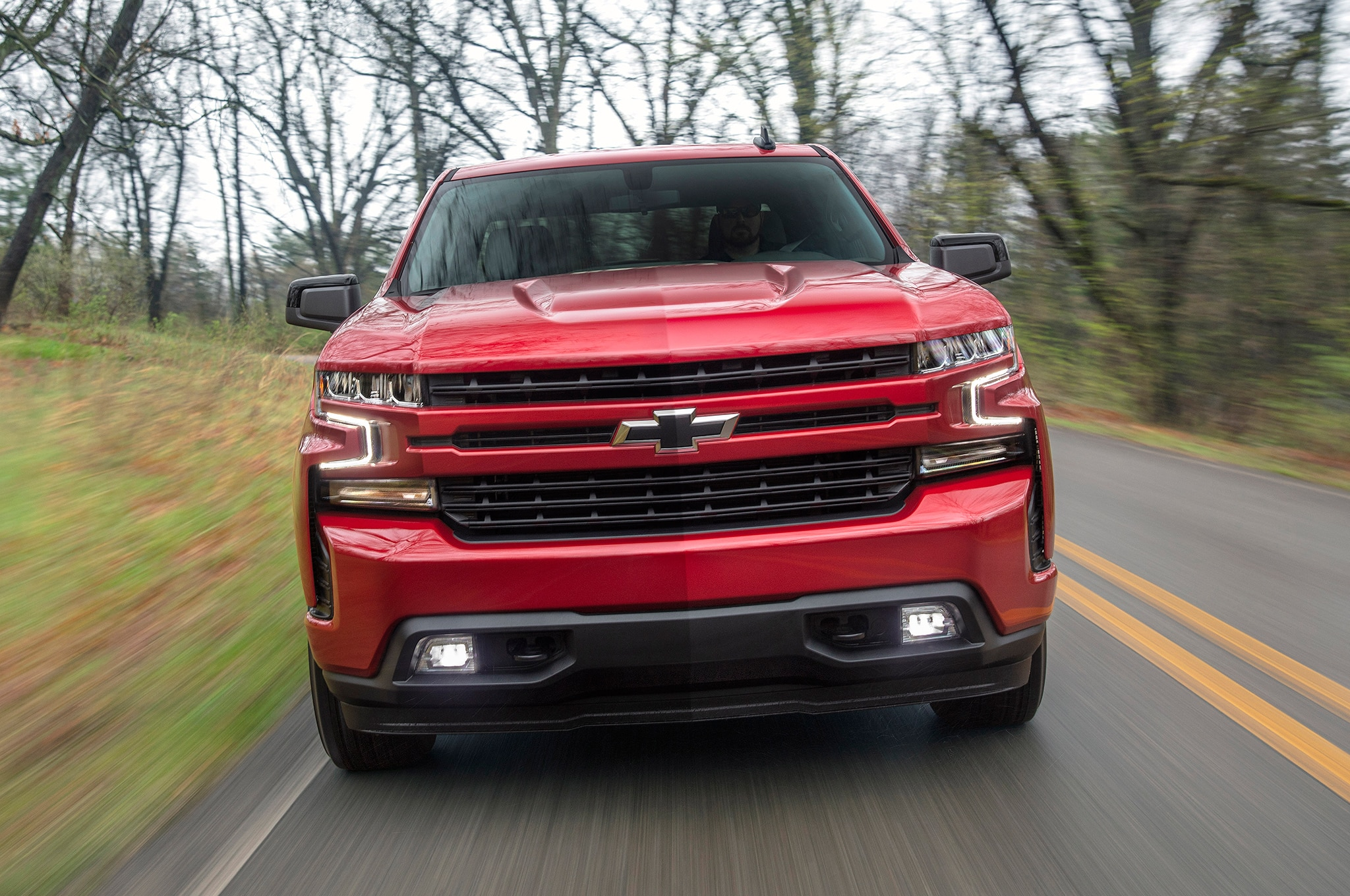A Short First Drive of the 2019 Chevrolet Silverado ...