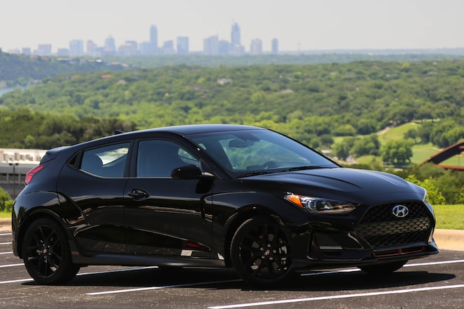 2019 Hyundai Veloster Turbo First Drive 2