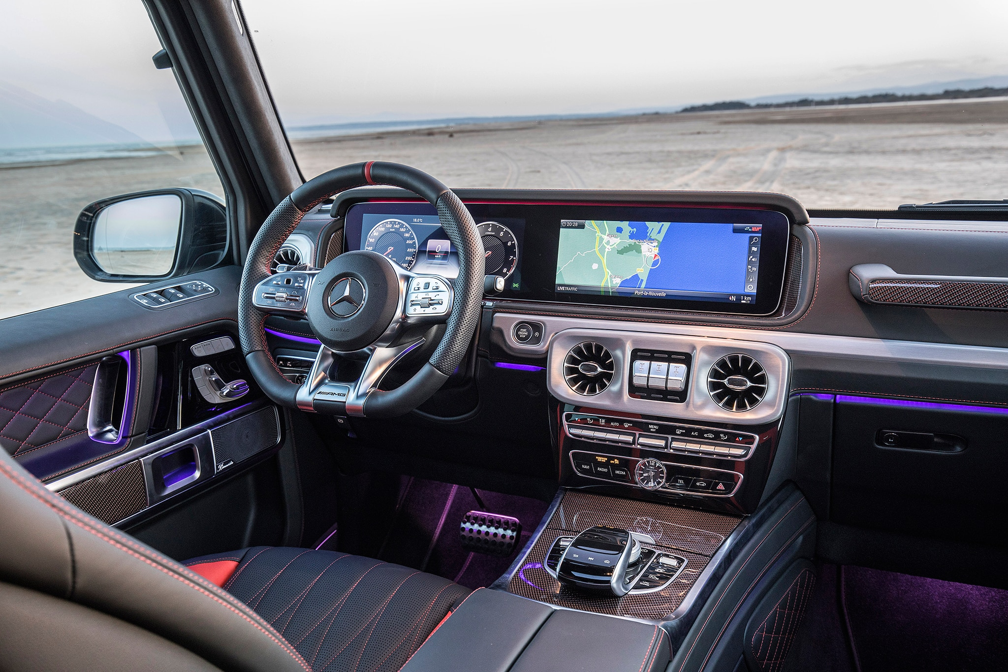 10 Interesting Things About the All-New 2019 Mercedes-Benz G-class