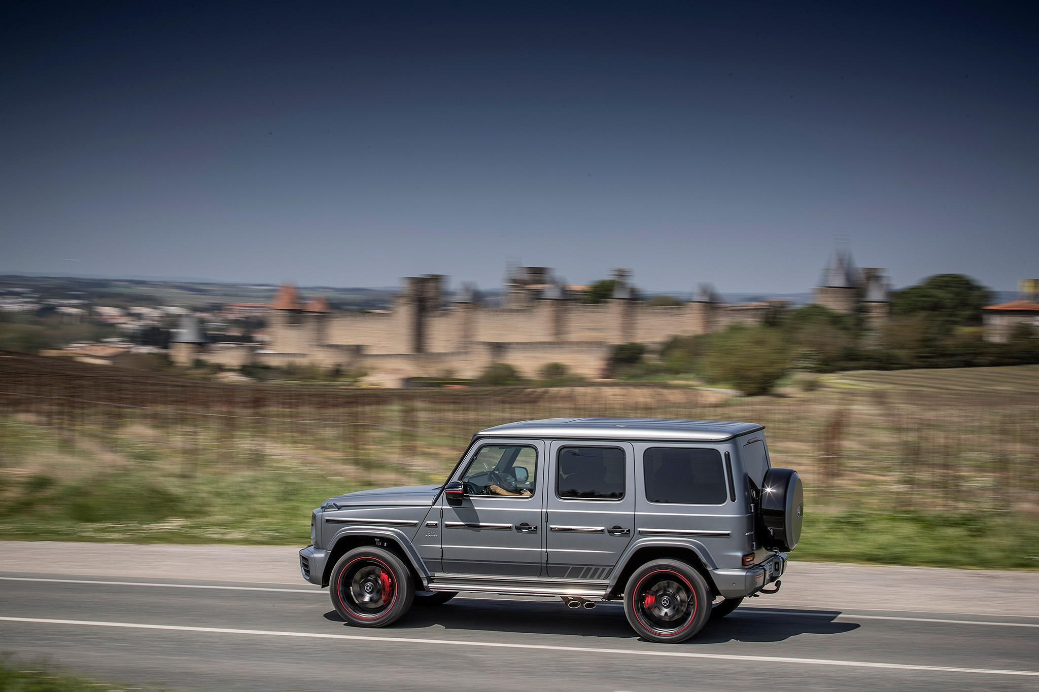 2019 Mercedes-AMG G 63 First Drive Review