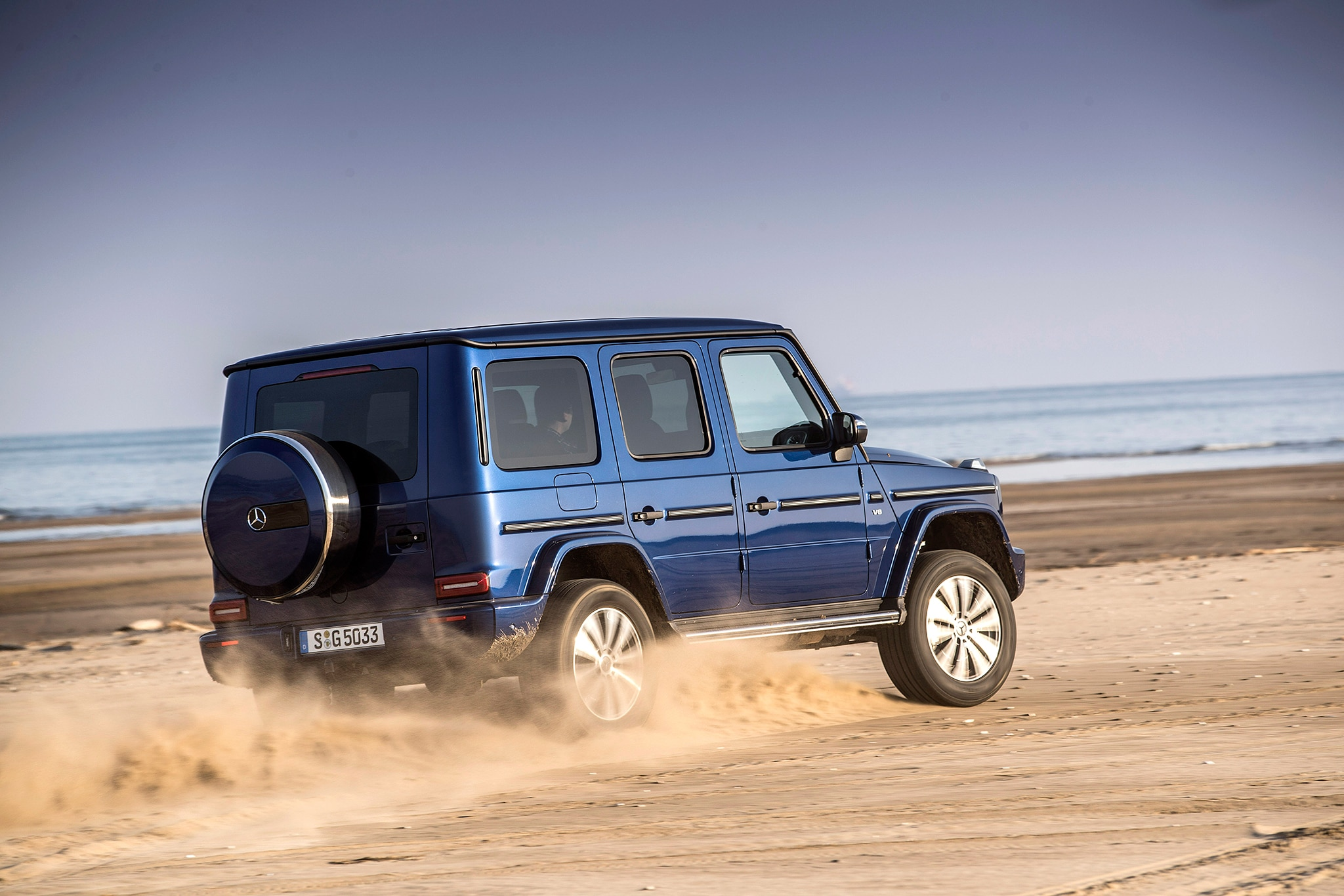 2020 Mercedes-Benz G-Class: Design, Specs, Price >> 10 Interesting Things About The All New 2019 Mercedes Benz G