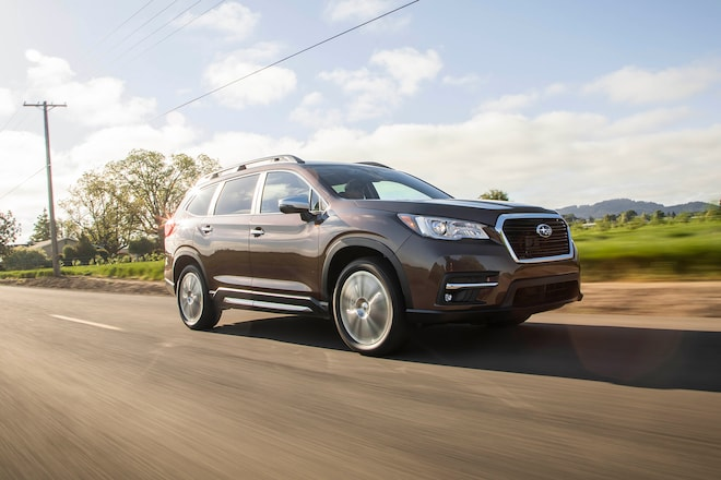 2019 Subaru Ascent 102