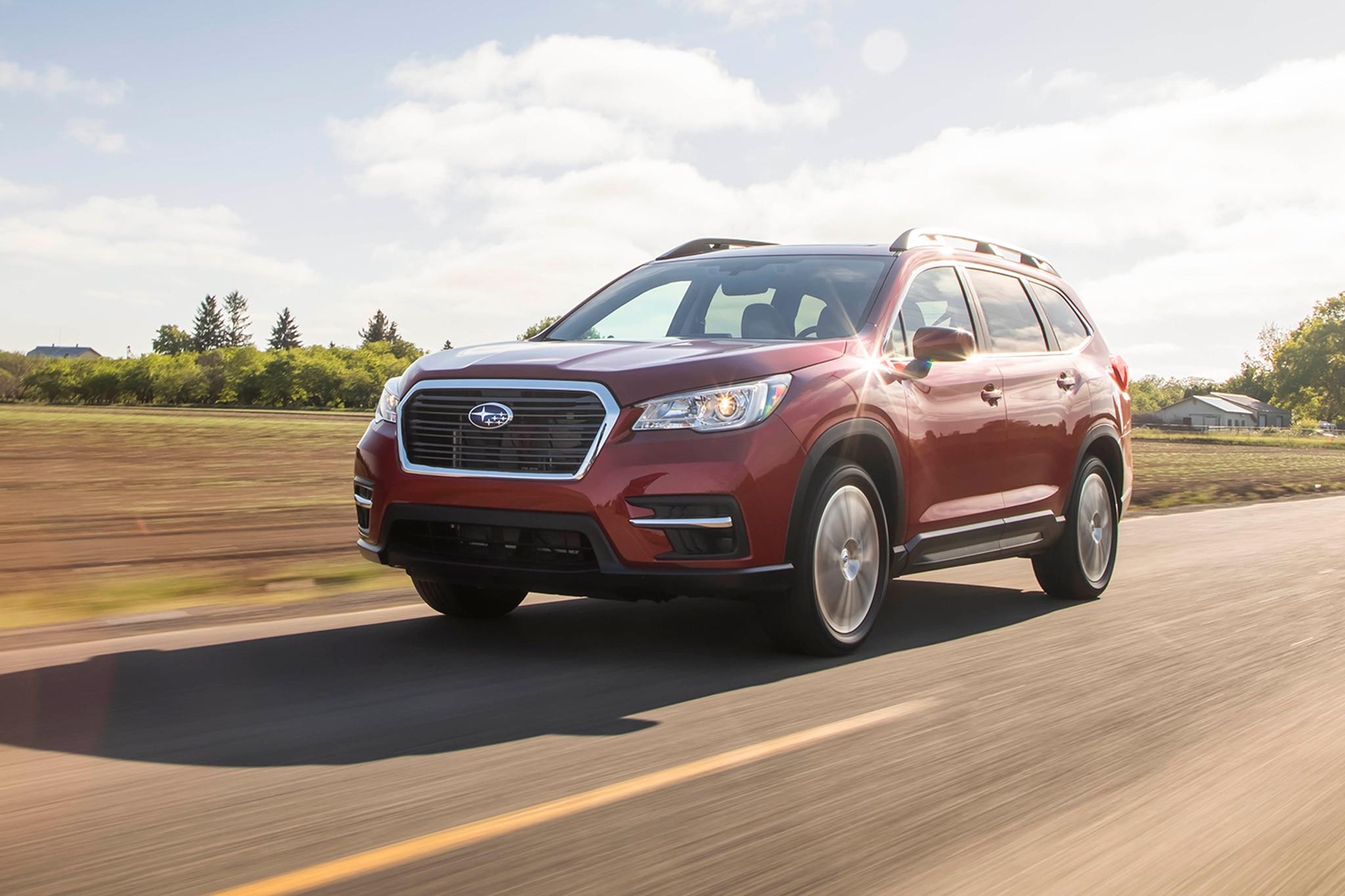2019 Subaru Ascent First Drive Review | Automobile Magazine