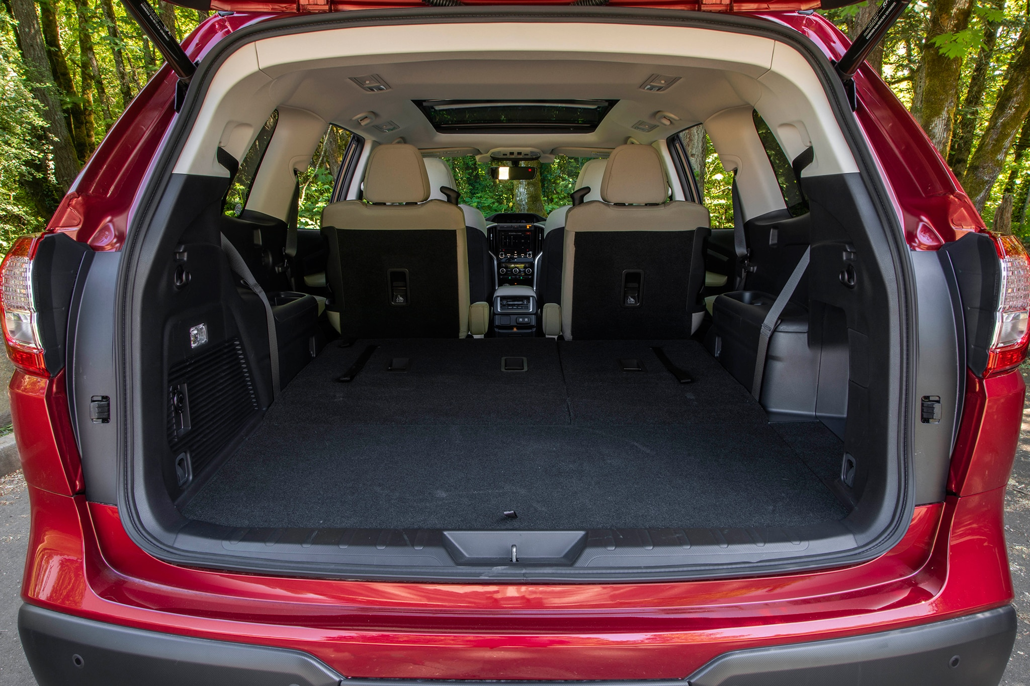 2019 Subaru Ascent First Drive Review | Automobile Magazine