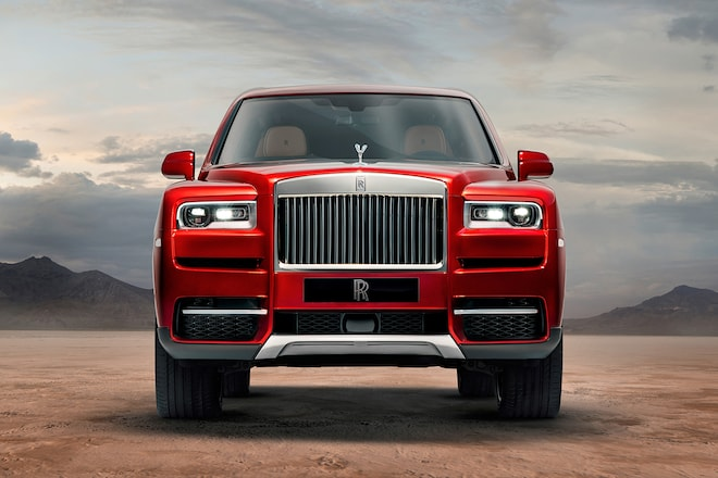 By Design Rolls Royce Cullinan 7