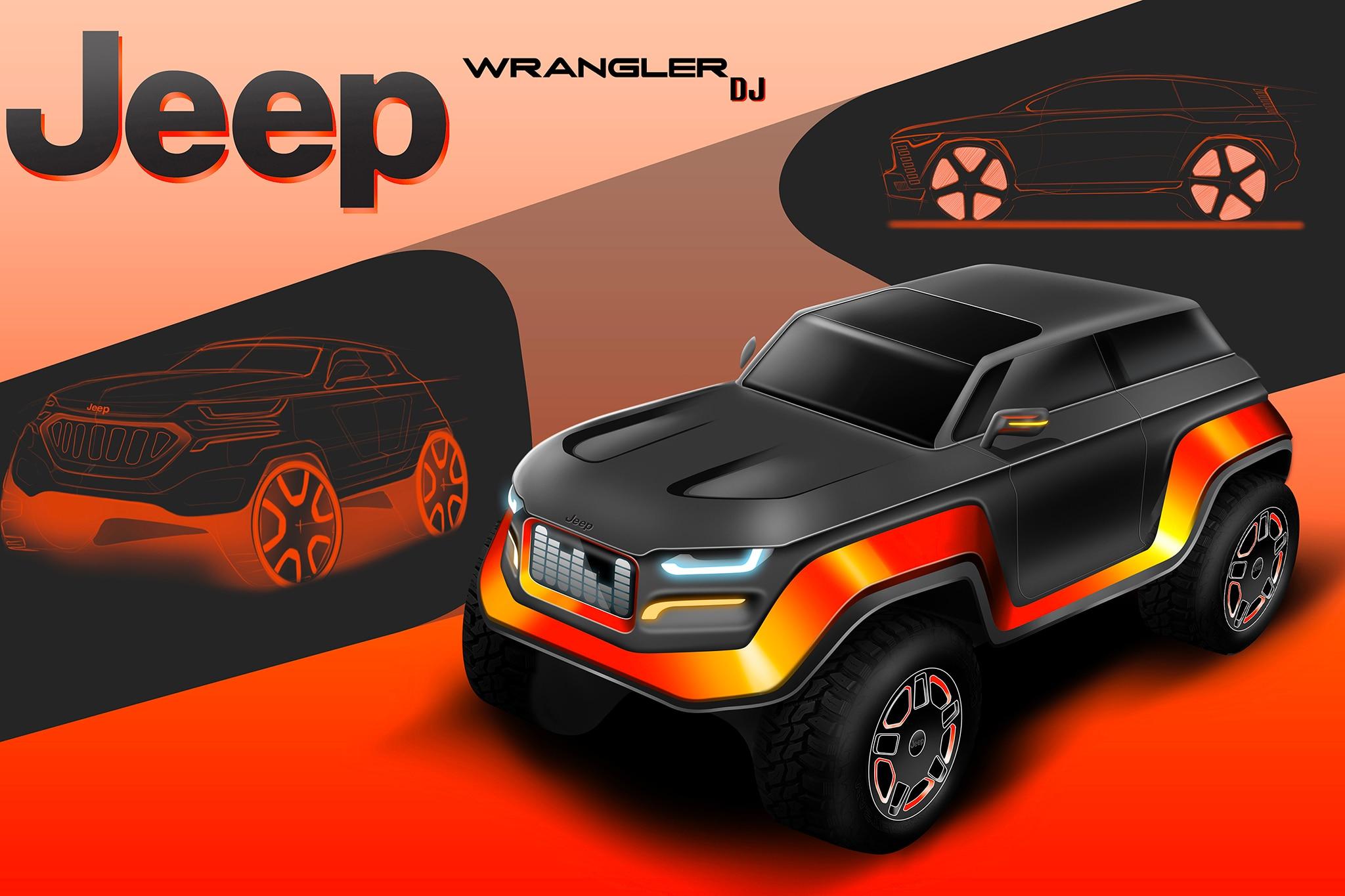 2030 Jeep Wrangler DJ Wins 2018 Drive for Design Contest ...