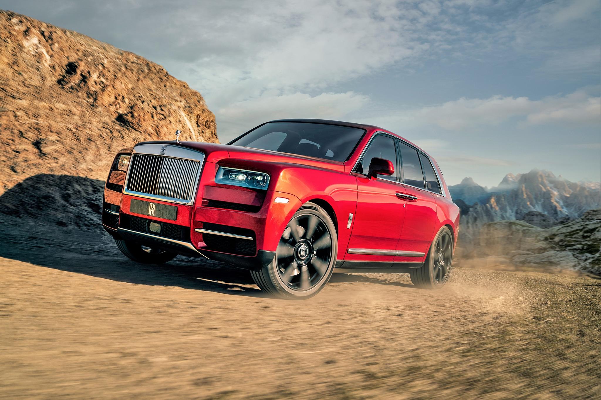 Rolls Royce Cullinan 13