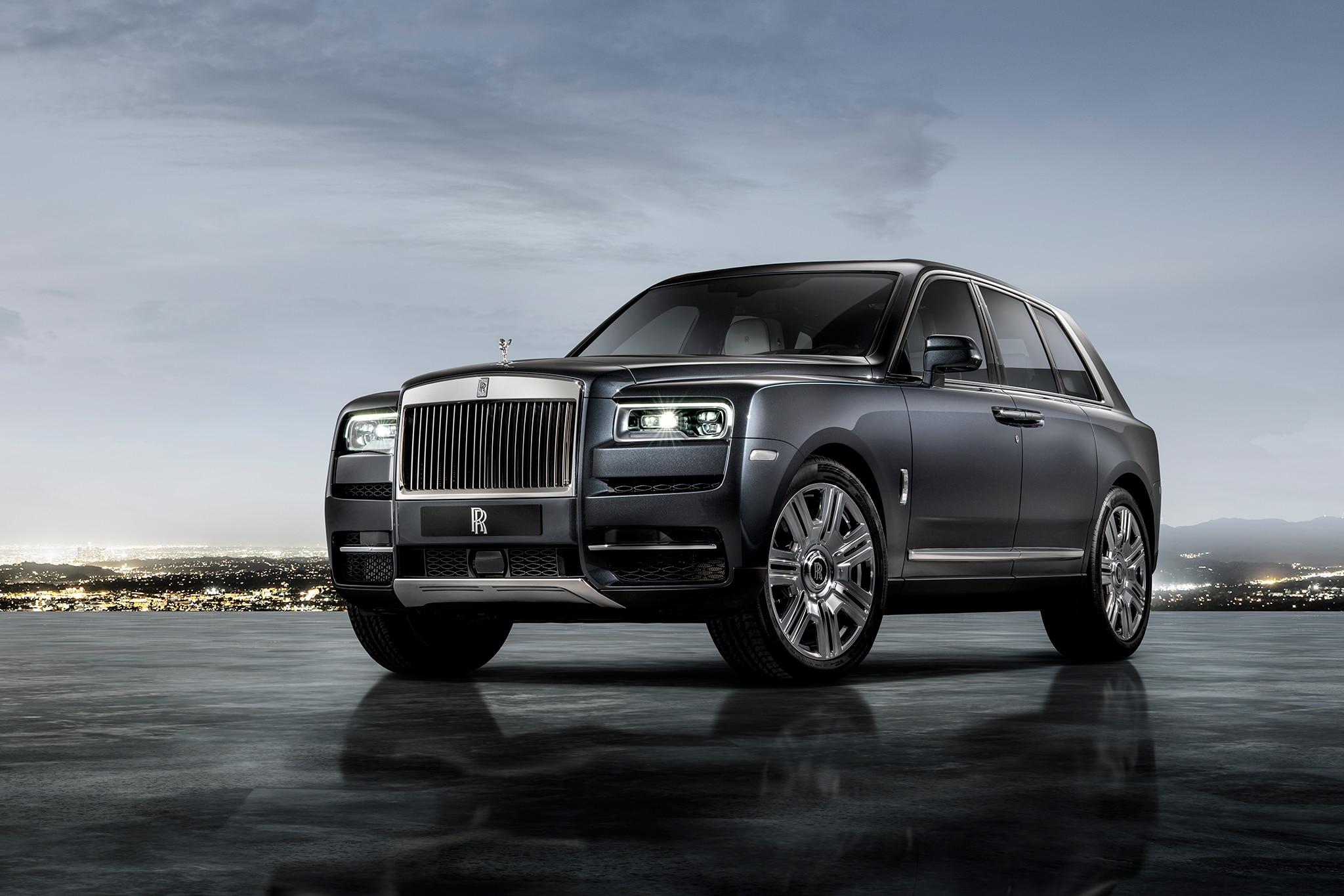 Rolls Royce Cullinan 31