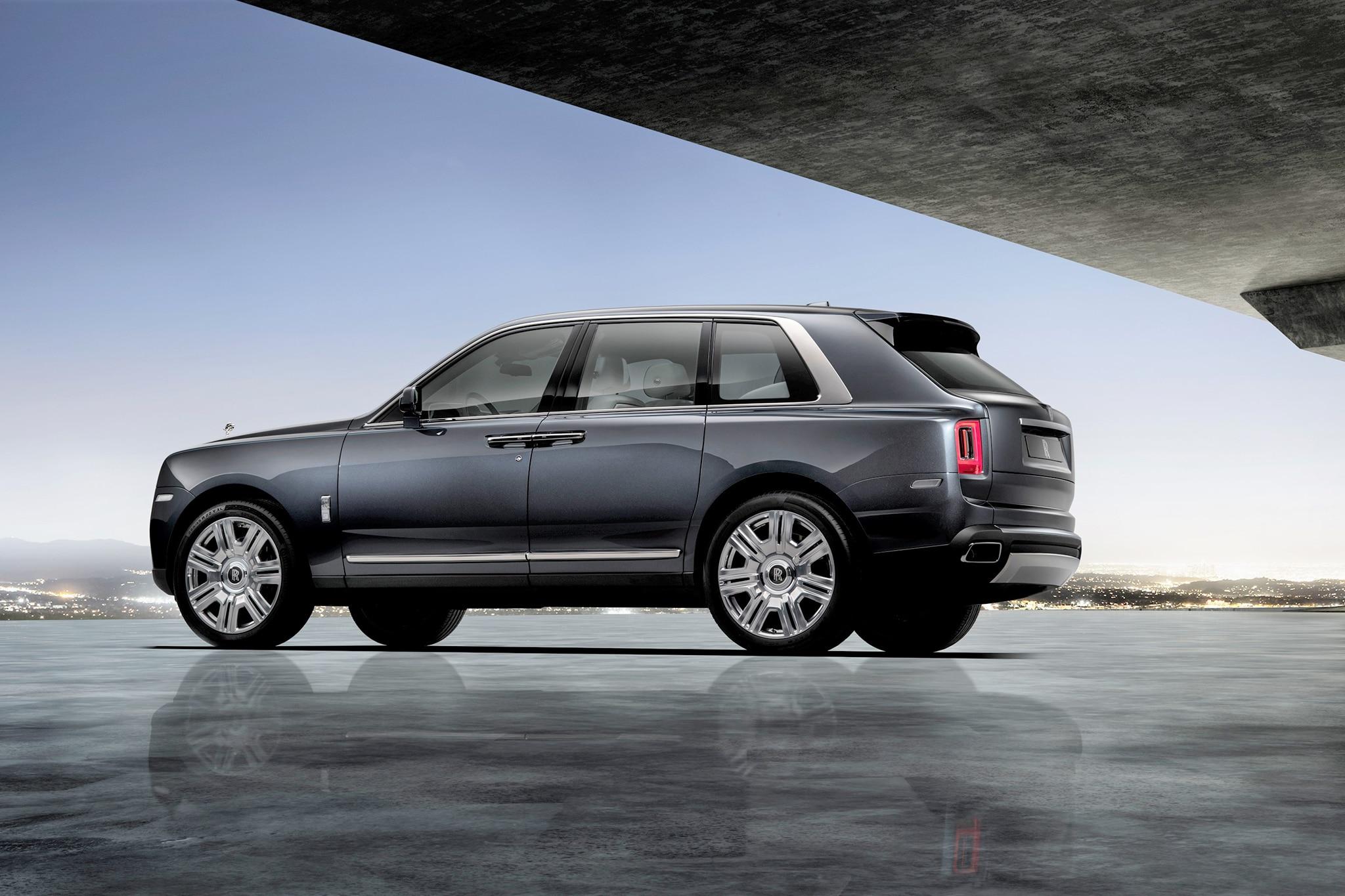 By Design: 2019 Rolls-Royce Cullinan