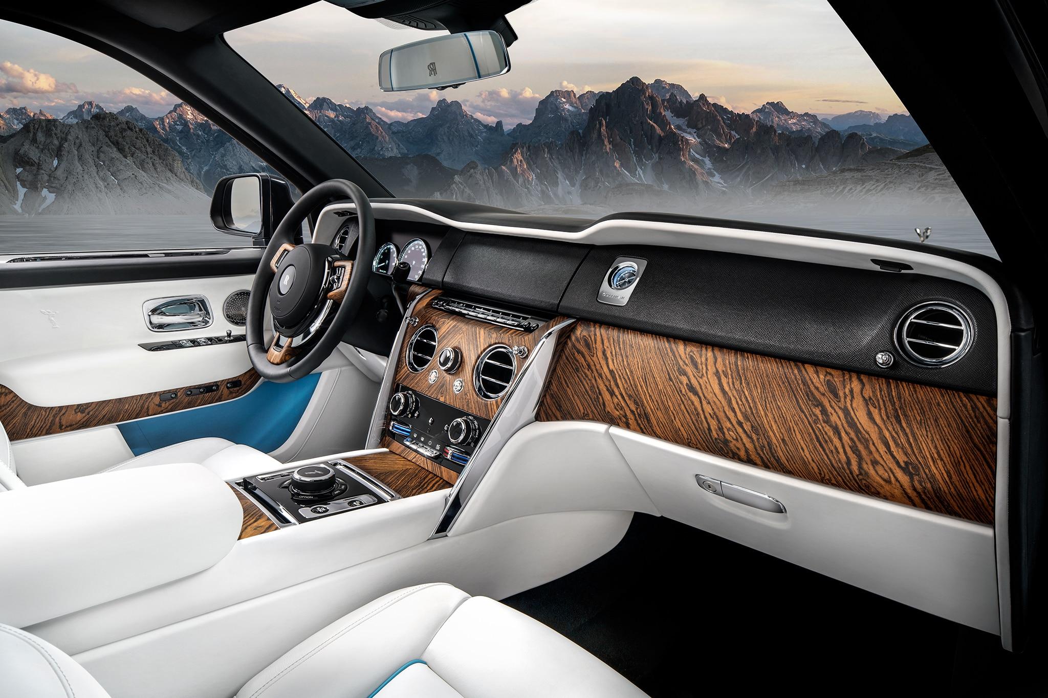 By Design 2019 Rolls Royce Cullinan Automobile Magazine