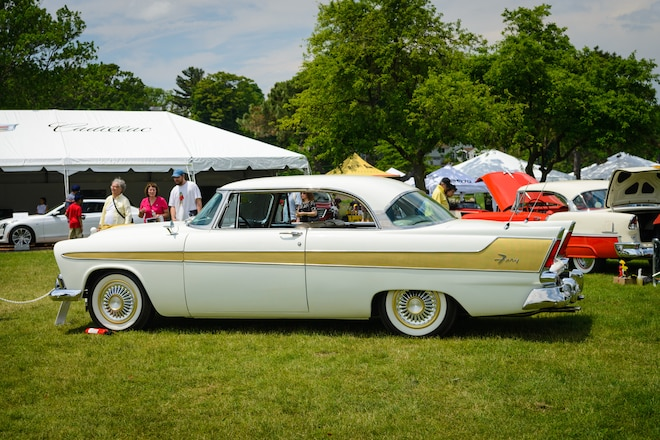 Seven American Favorites from the 2018 Greenwich Concours d'Elegance