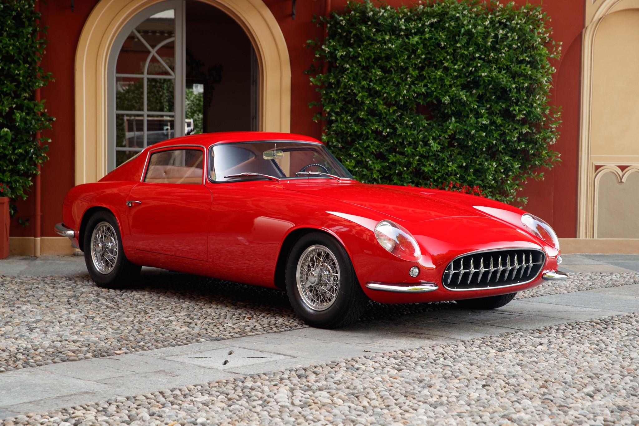 Favorite Cars From The Concorso DEleganza Villa DEste - Laughlin car show 2018