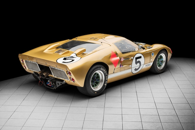 Ford Ford Auction >> Rm Sotheby S To Auction Le Mans Podium Finishing 1966 Ford Gt40 In
