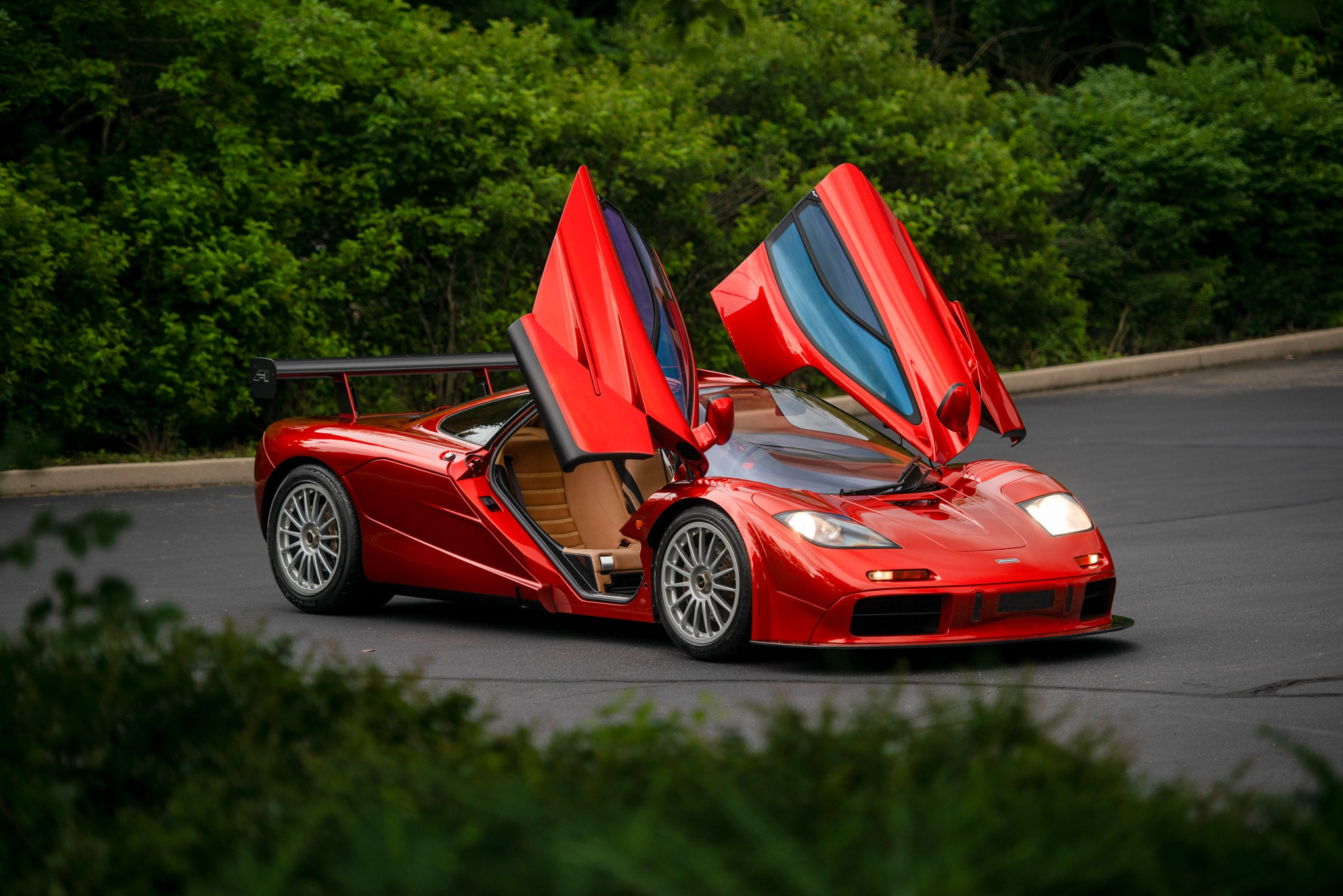 RM Sotheby's Headlines New Private Sales Program with McLaren F1 ...