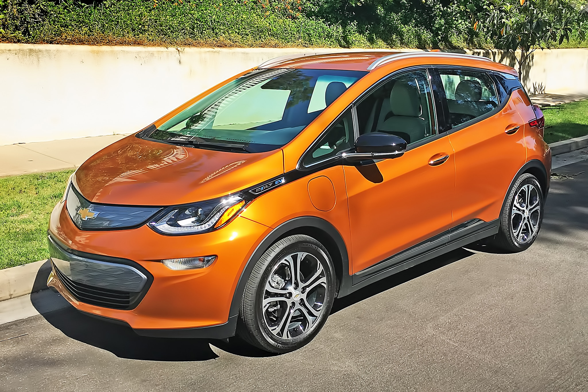 2018 Chevrolet Bolt EV Premier 04