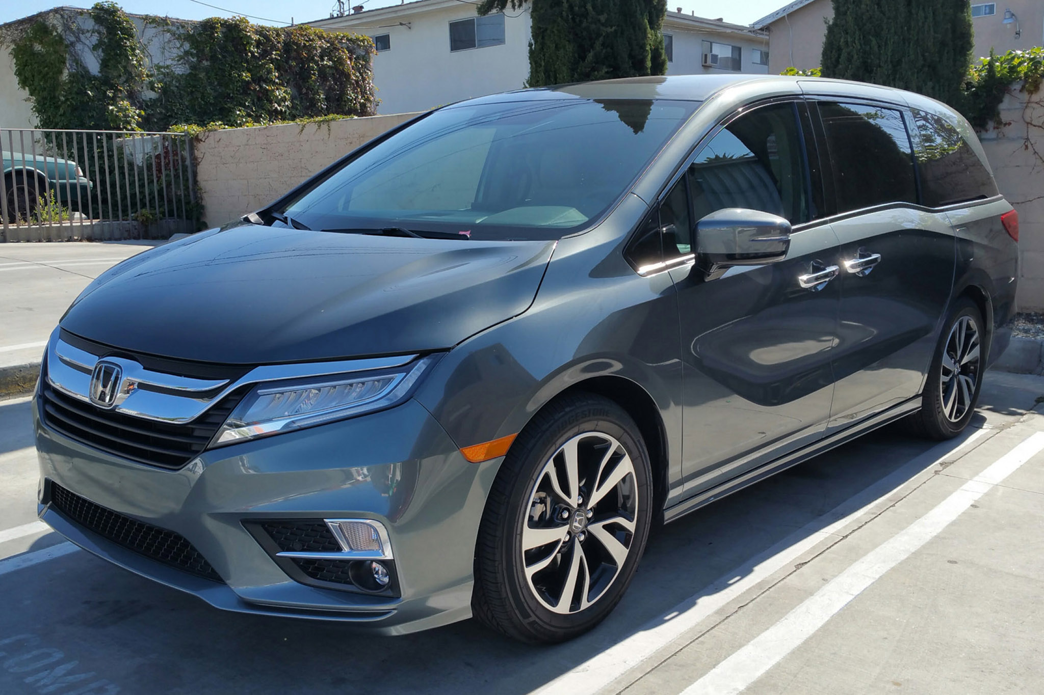 Quick Take 2018 Honda Odyssey Elite Automobile Magazine