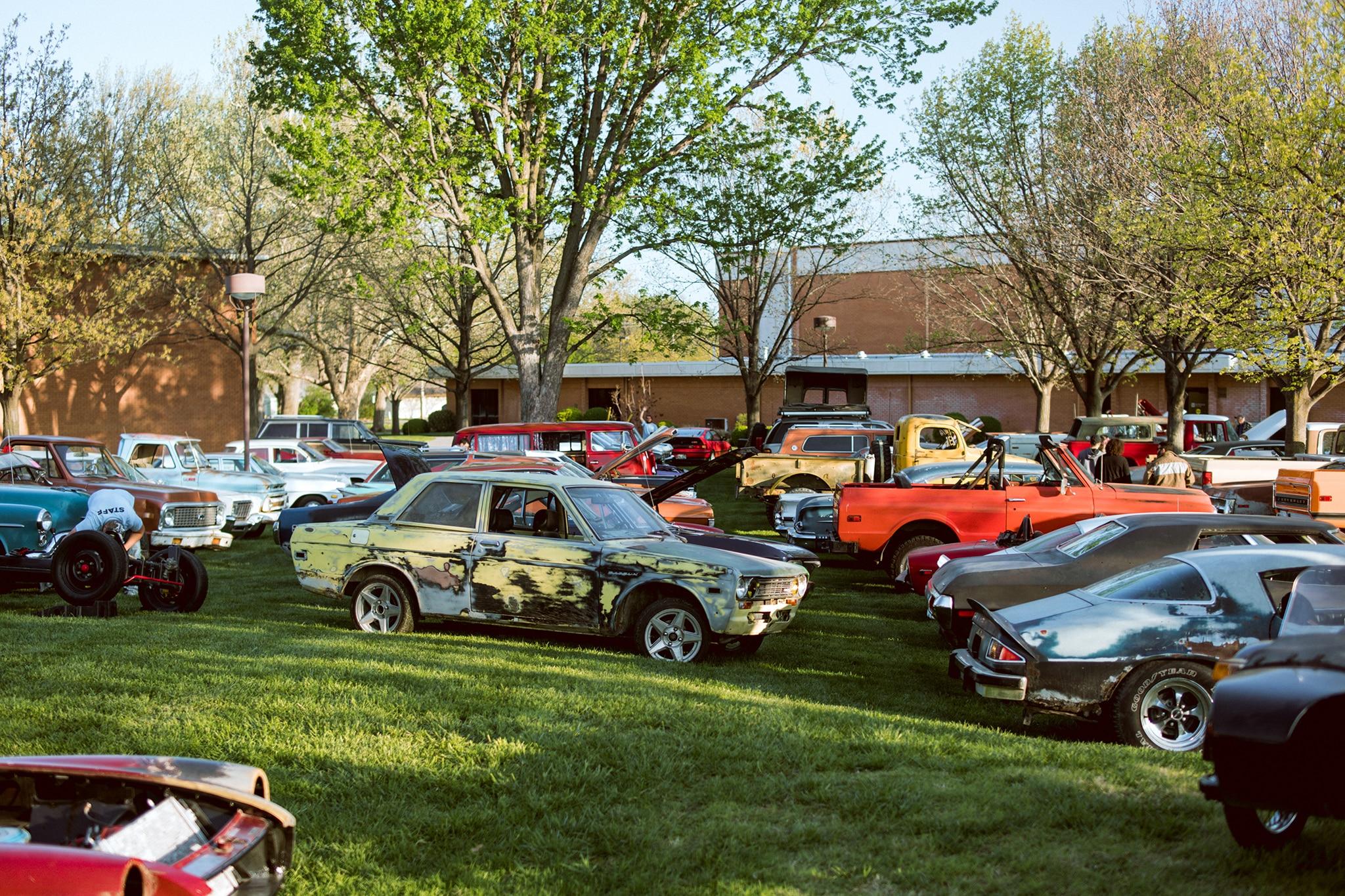 2018 McPherson College CARS Club Motoring Festival 02