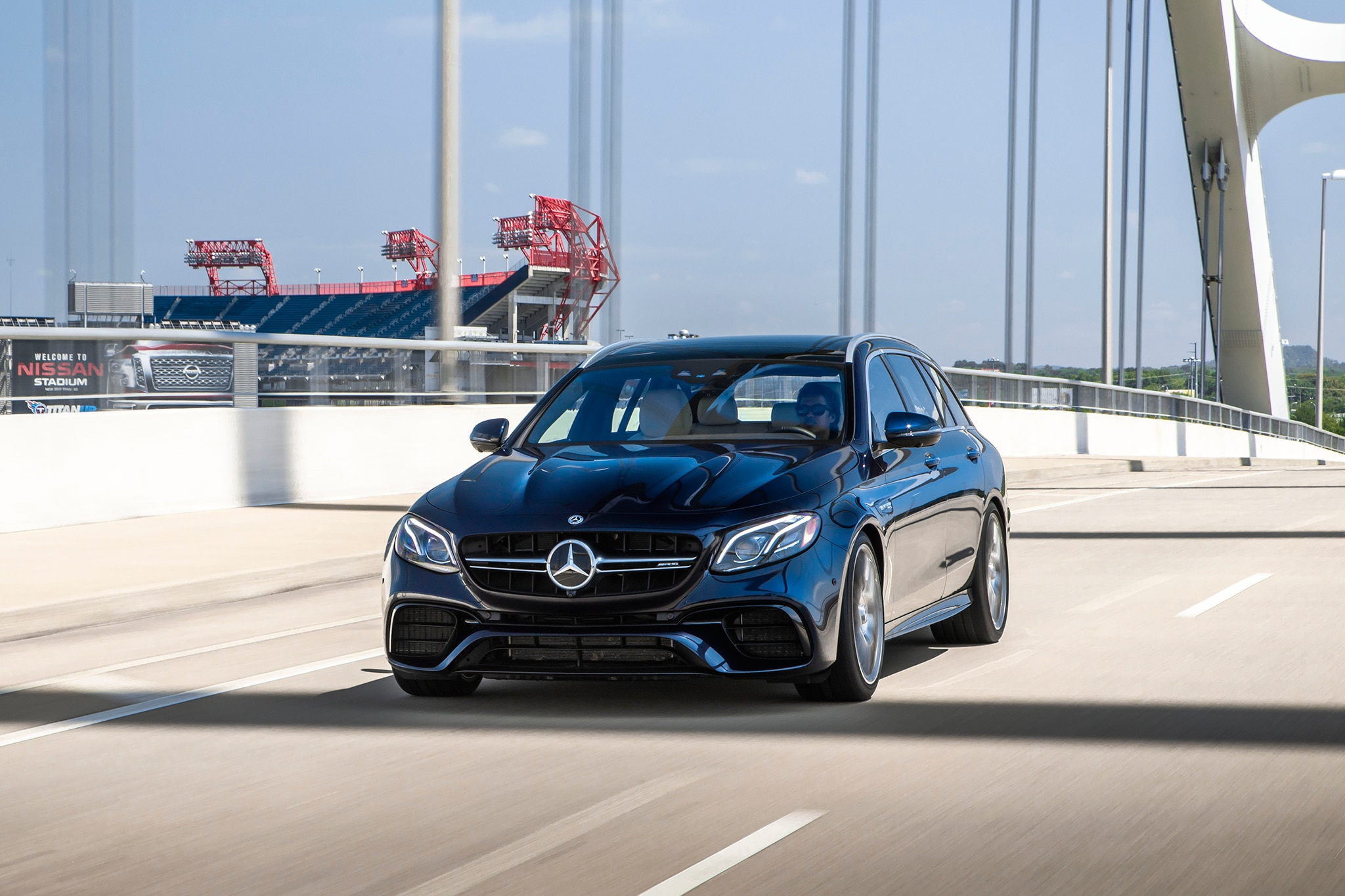 2018 Mercedes Amg E63 S Sedan And Wagon Track Drive Review