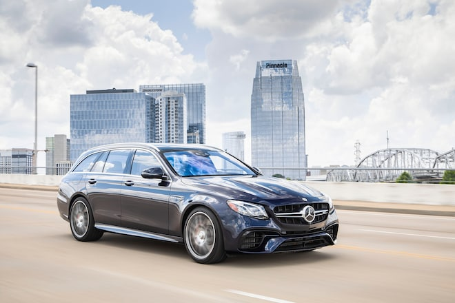 2018 Mercedes AMG E 63 S Wagon 10
