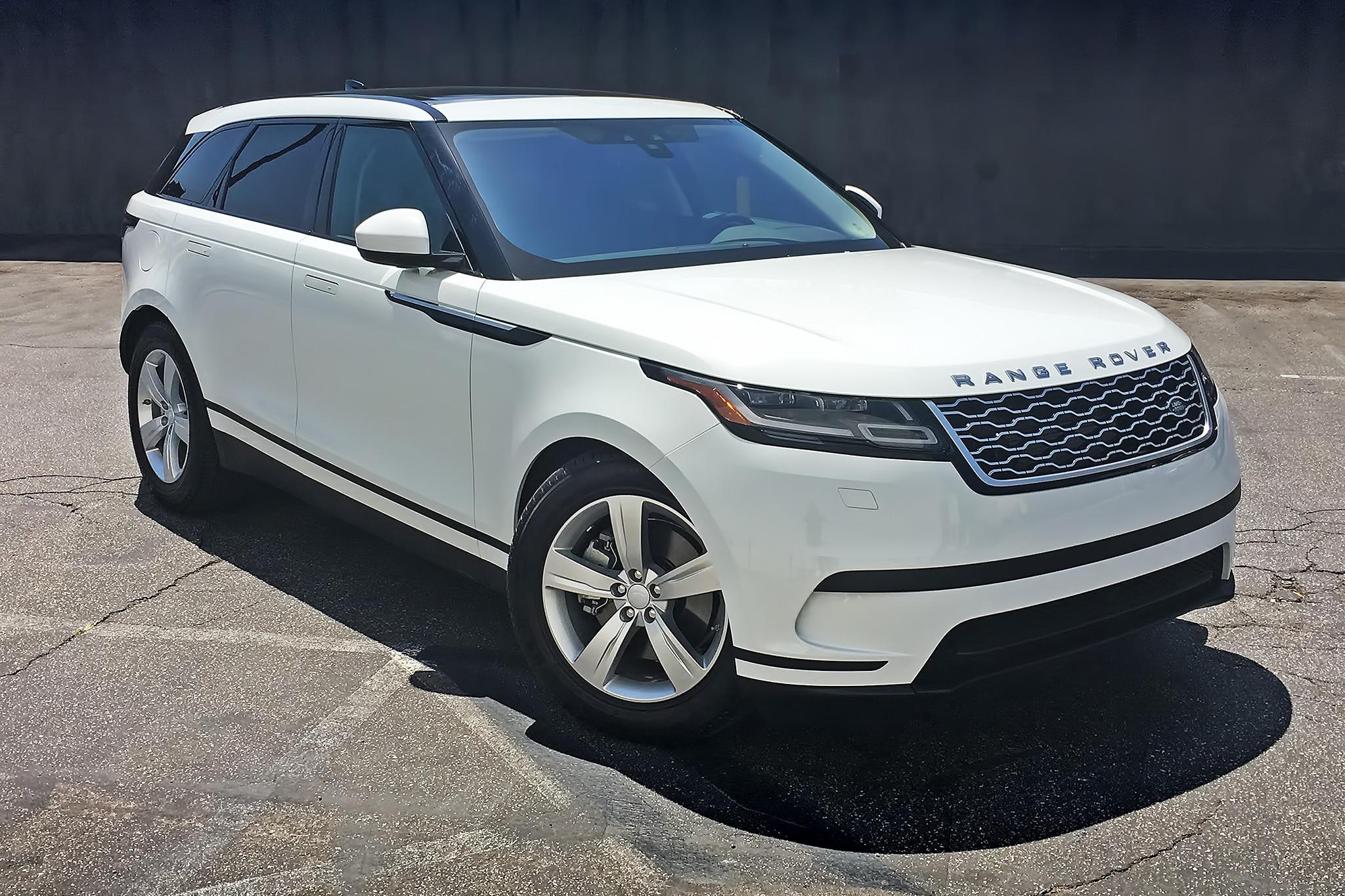 2018 Range Rover Velar S V 6 11