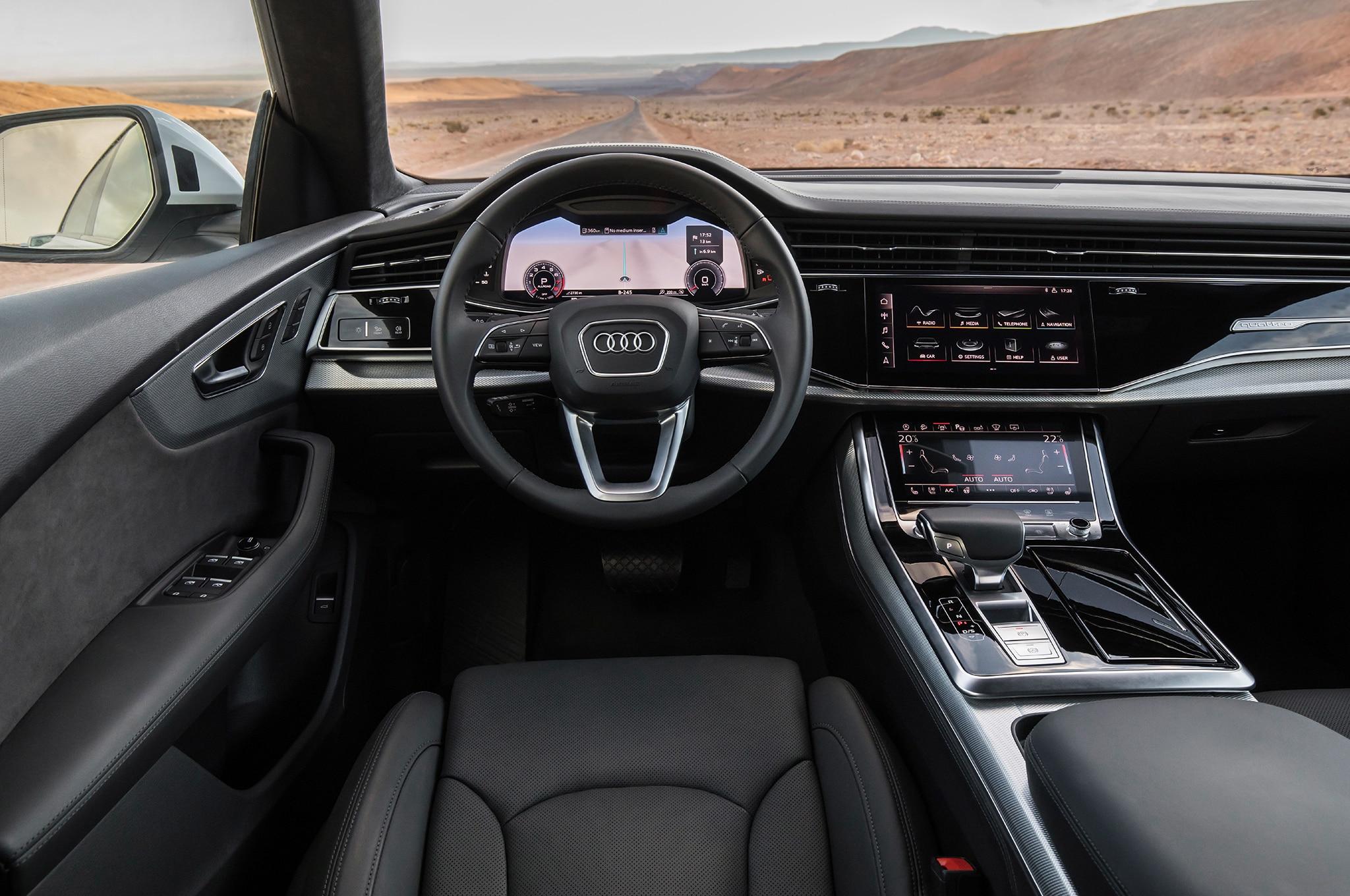 2019 Audi Q8 First Drive Review | Automobile Magazine