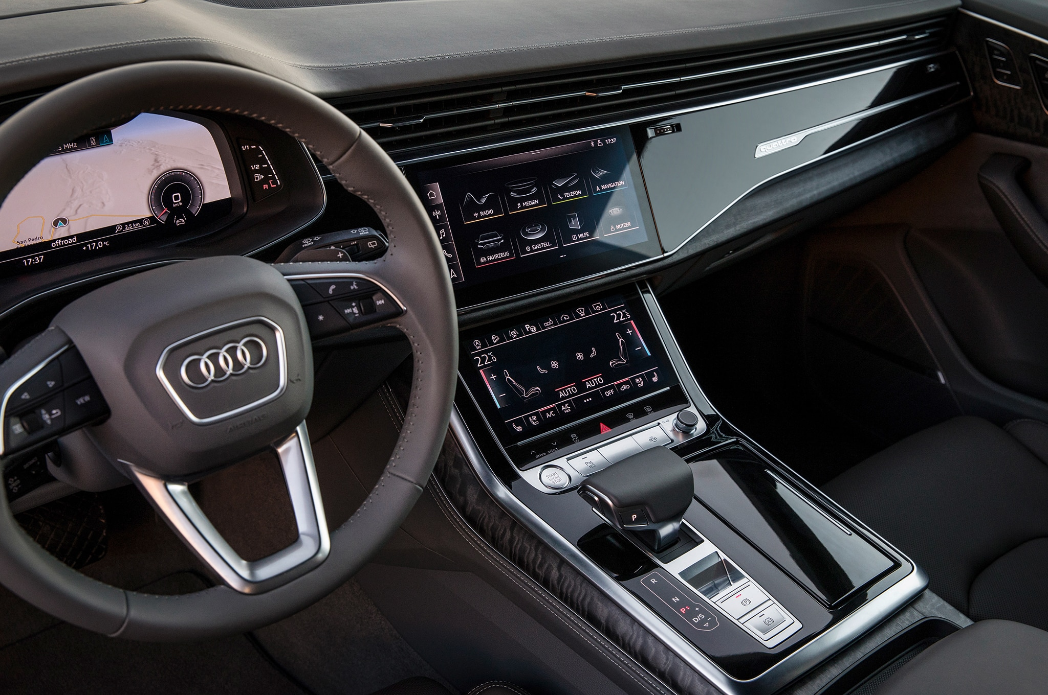 2019 Audi Q8 First Drive Review Automobile Magazine