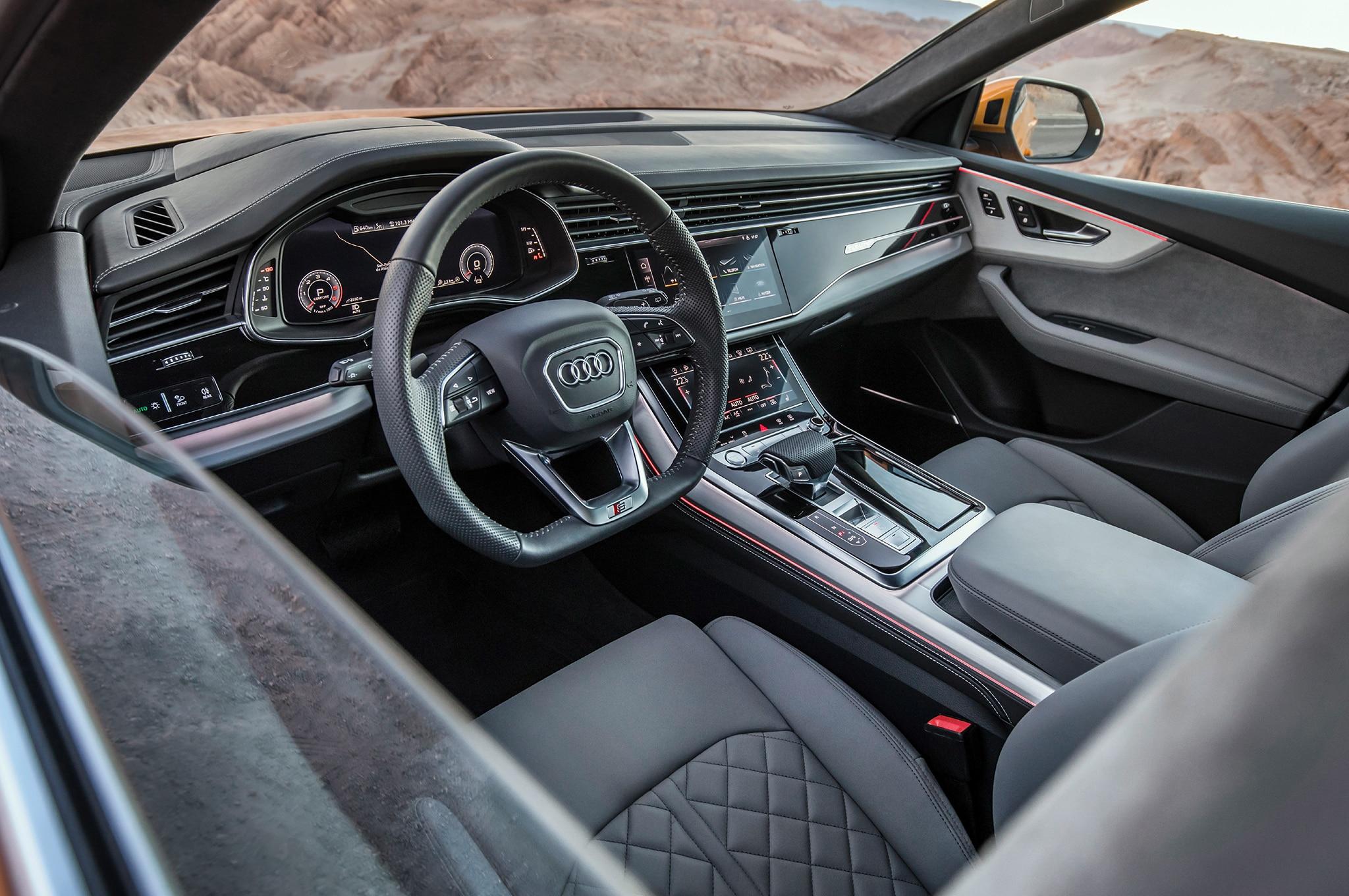 2019 Audi Q8 First Drive Review Automobile Magazine