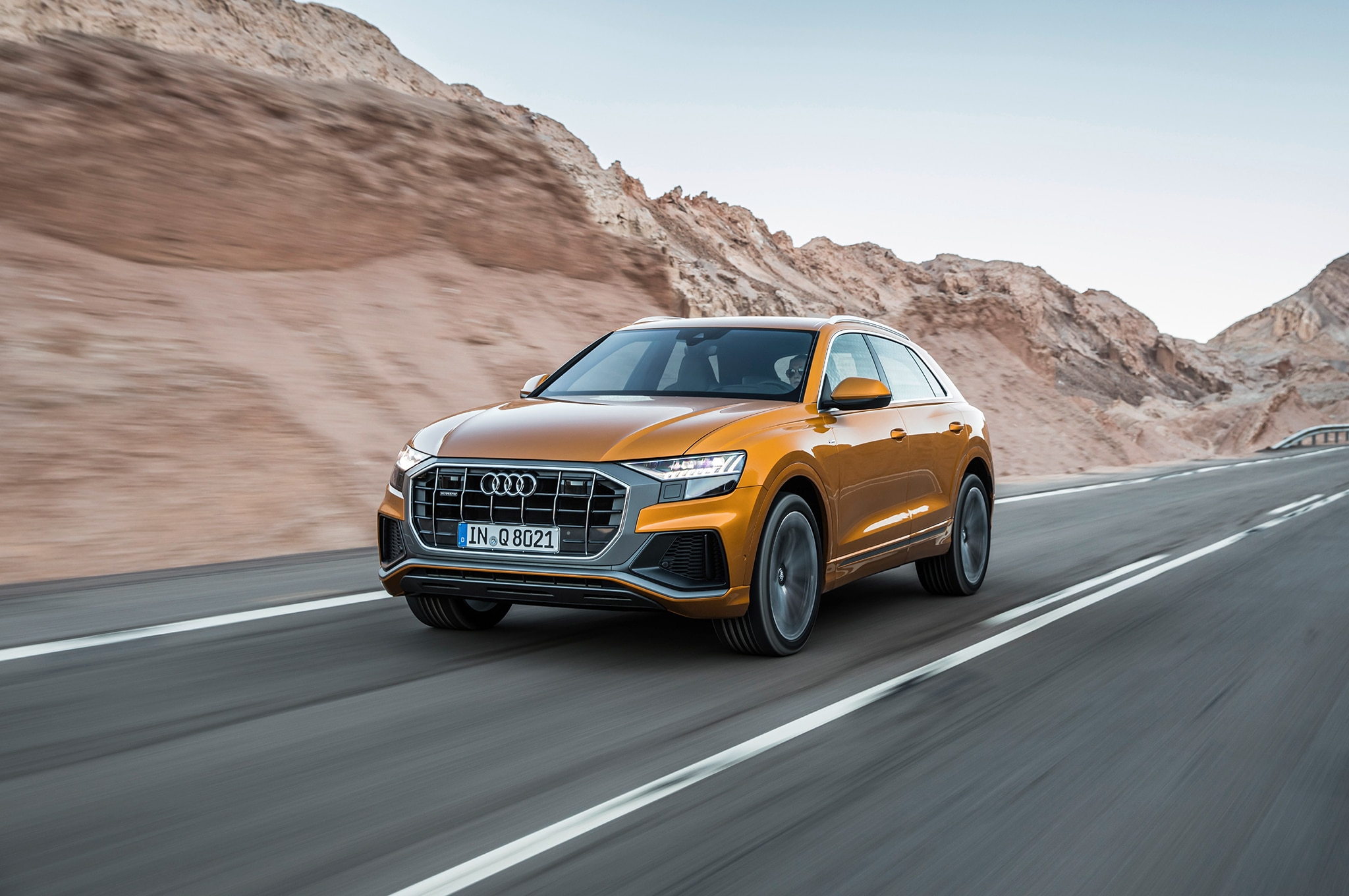 2019 Audi Q8 First Drive Review | Automobile Magazine Audi Q on audi nascar, audi a11, audi r18, audi sign, audi calamaro, audi a2, audi scorpion, audi advertisement, audi q6, audi r11, audi a9, audi r20, audi r9, audi f1, audi v10 engine, audi meme, audi d7, audi s9, audi q11, audi hot rod,