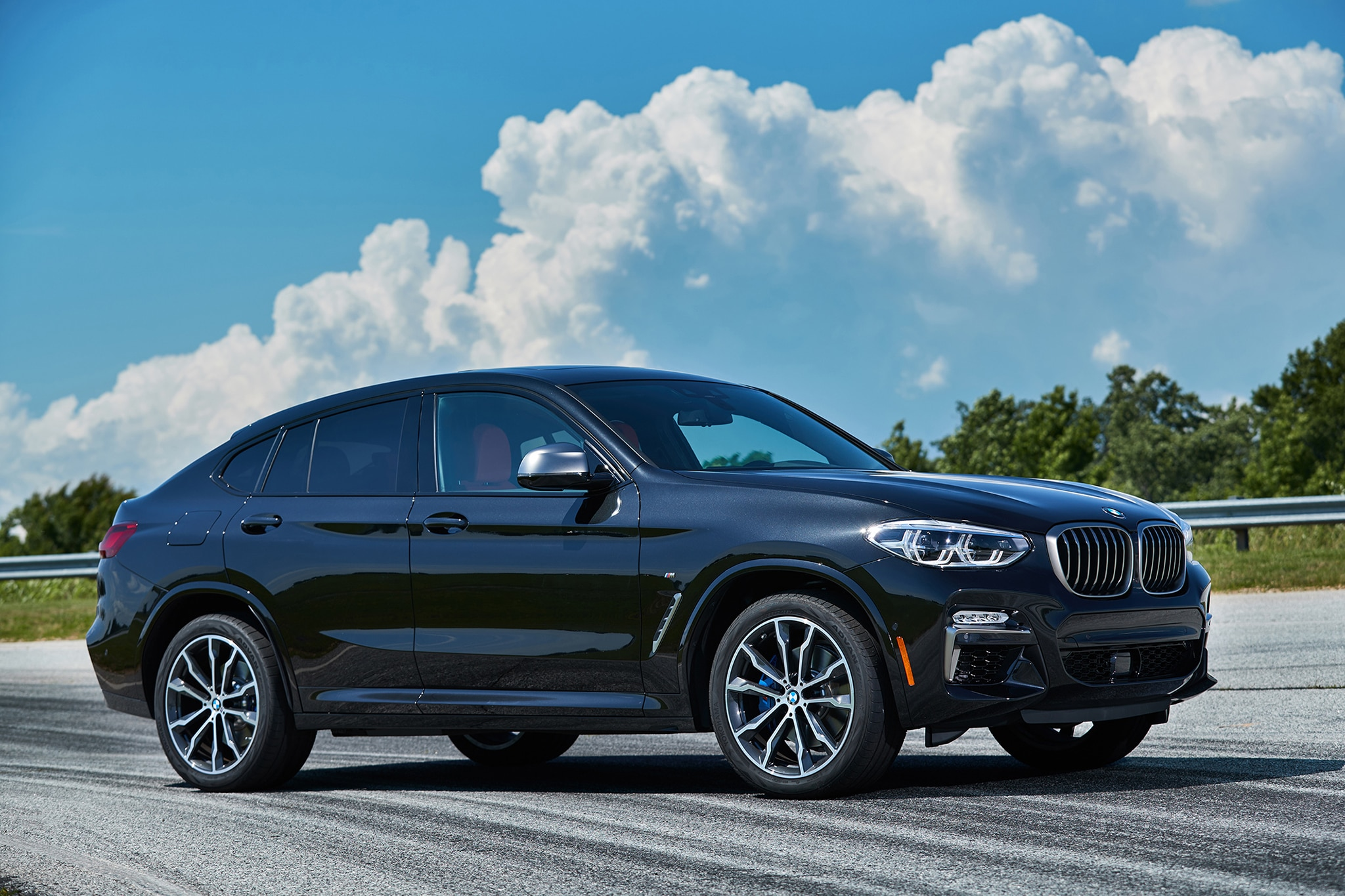 2019 BMW X4 First Drive Review | Automobile Magazine