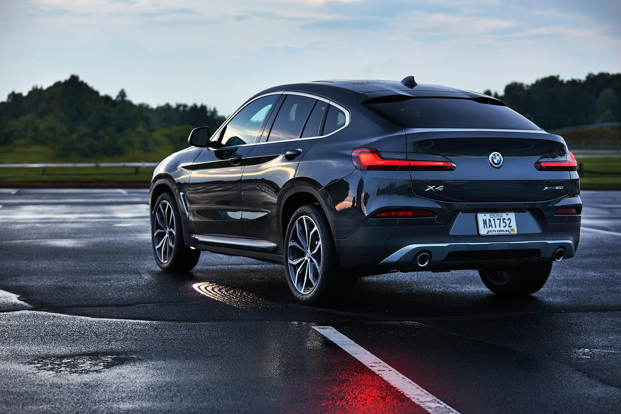 2019 Bmw X4 First Drive Review Automobile Magazine