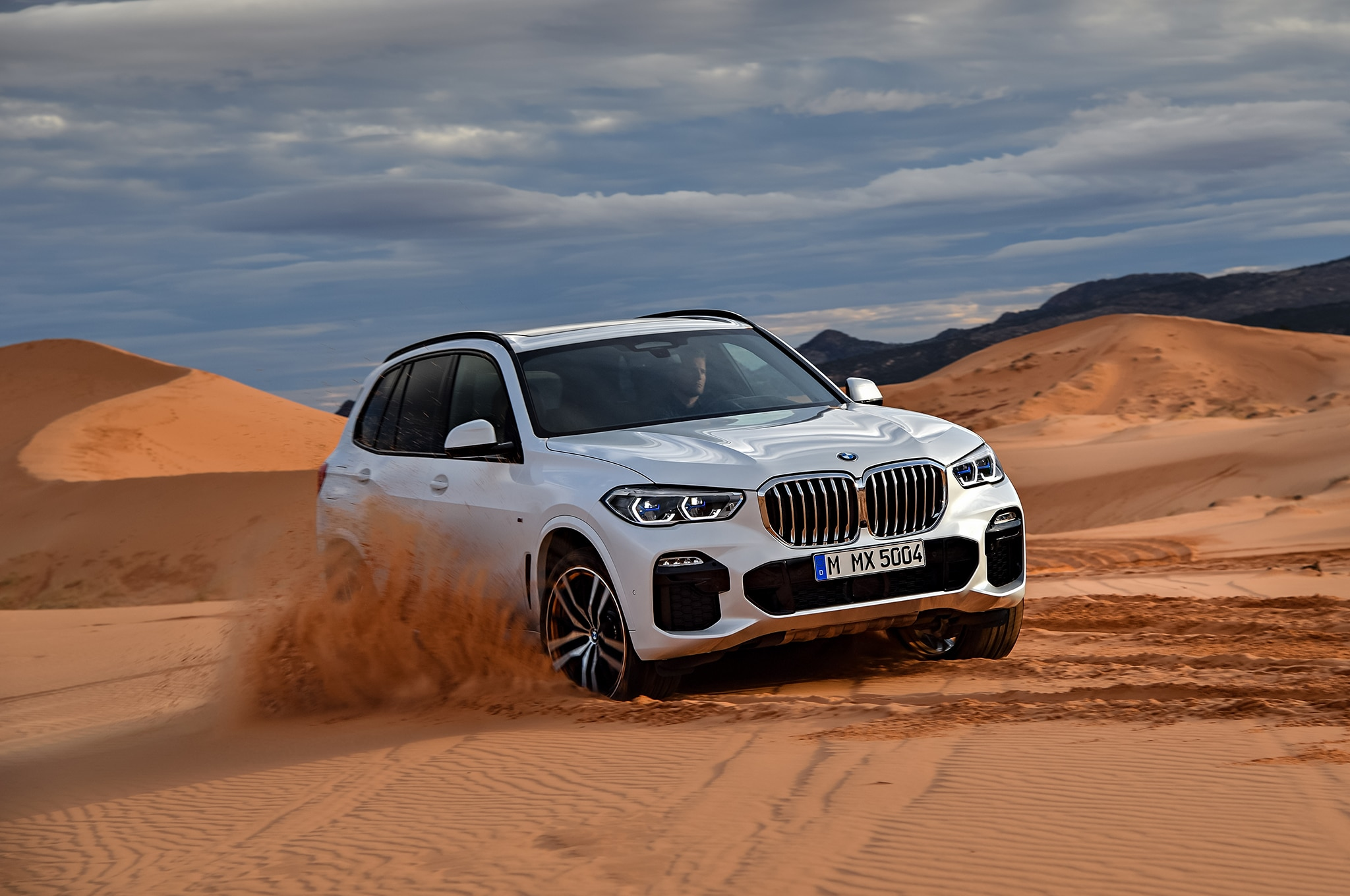 2019 BMW X5 Offers More Horsepower and a Little Less Torque