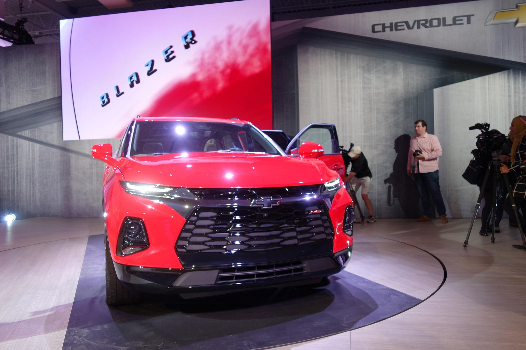 2019 Chevrolet Blazer Atlanta Reveal 36