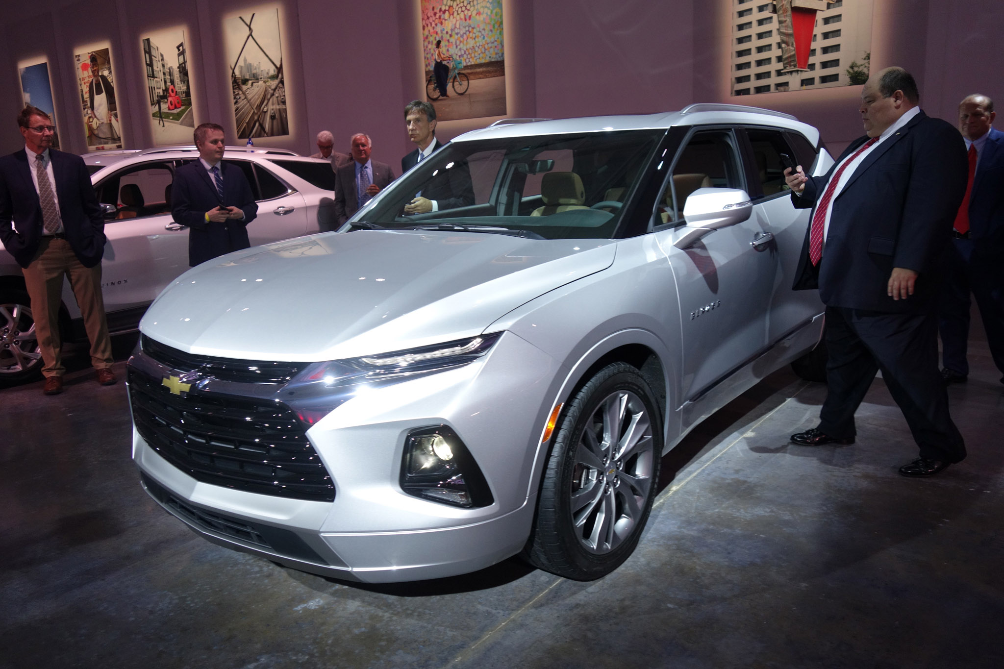 The Big 2019 Chevrolet Blazer Photo Gallery Automobile Magazine Full Size 1990 Chevy No Power To In Below Show More